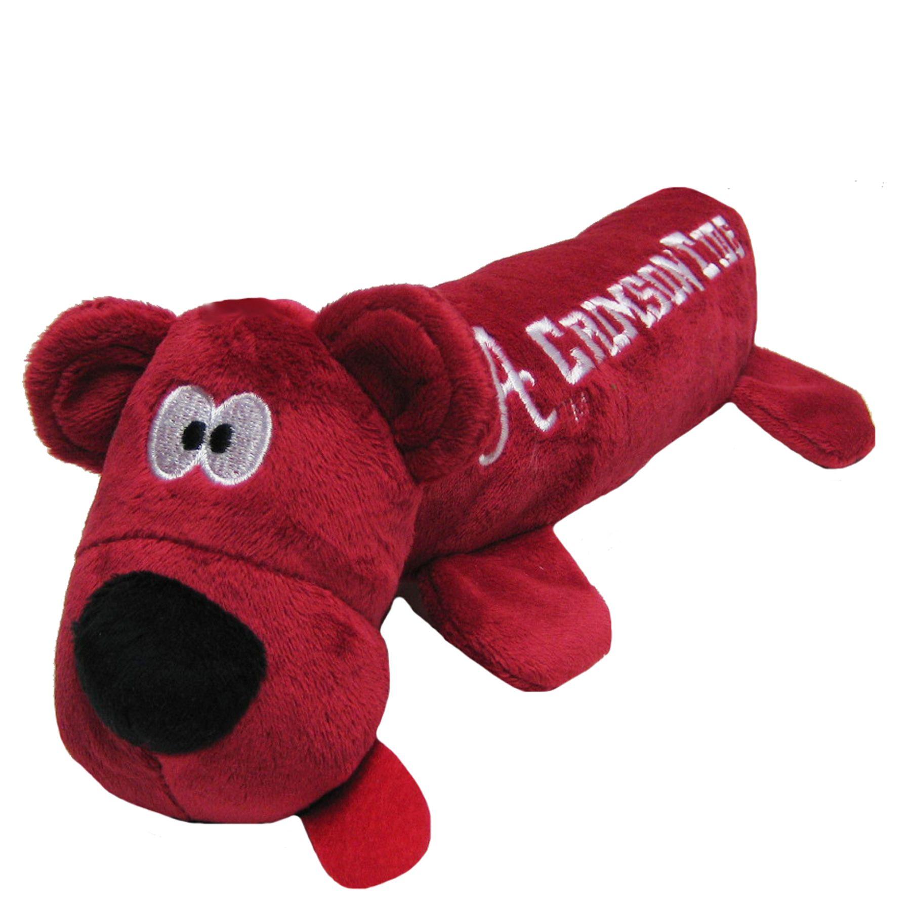 University of Alabama Crimson Tide Ncaa Tube Dog Toy 5243406