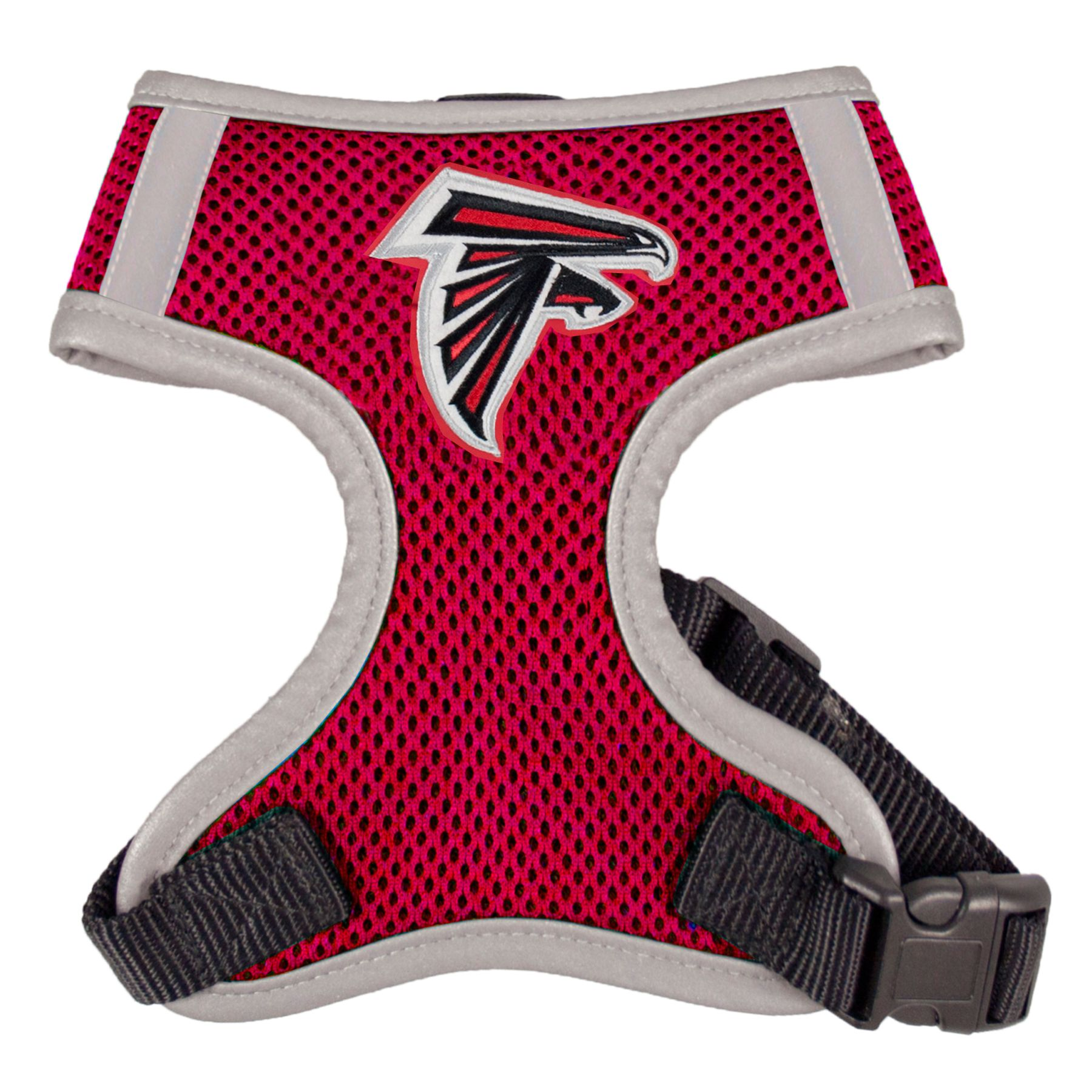 Atlanta Falcons Nfl Dog Harness Size 2x Large Hip Doggie