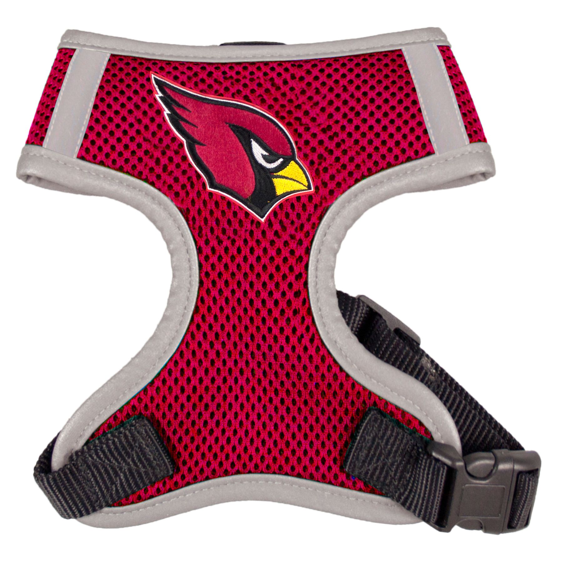 Arizona Cardinals Nfl Dog Harness Size 2x Large Hip Doggie