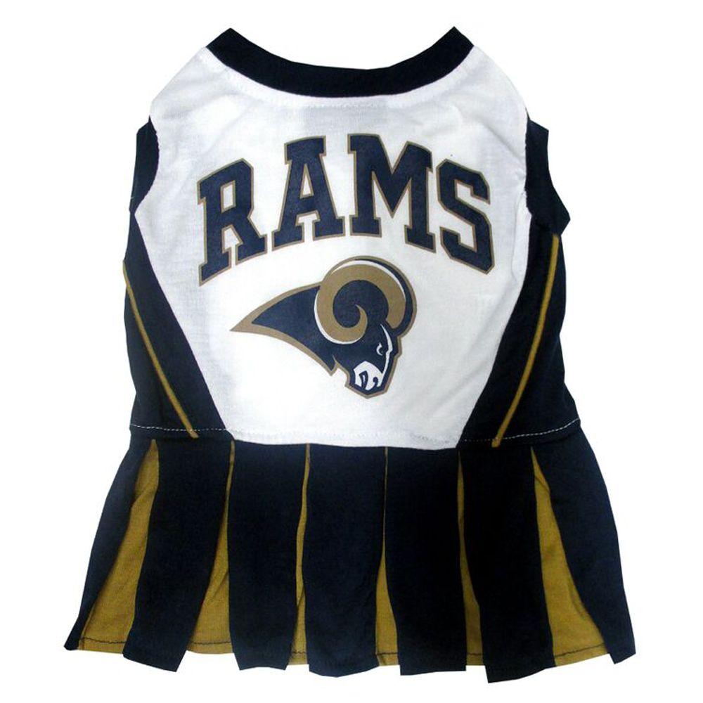 St. Louis Rams NFL Cheerleader Uniform size: X Small 5244600