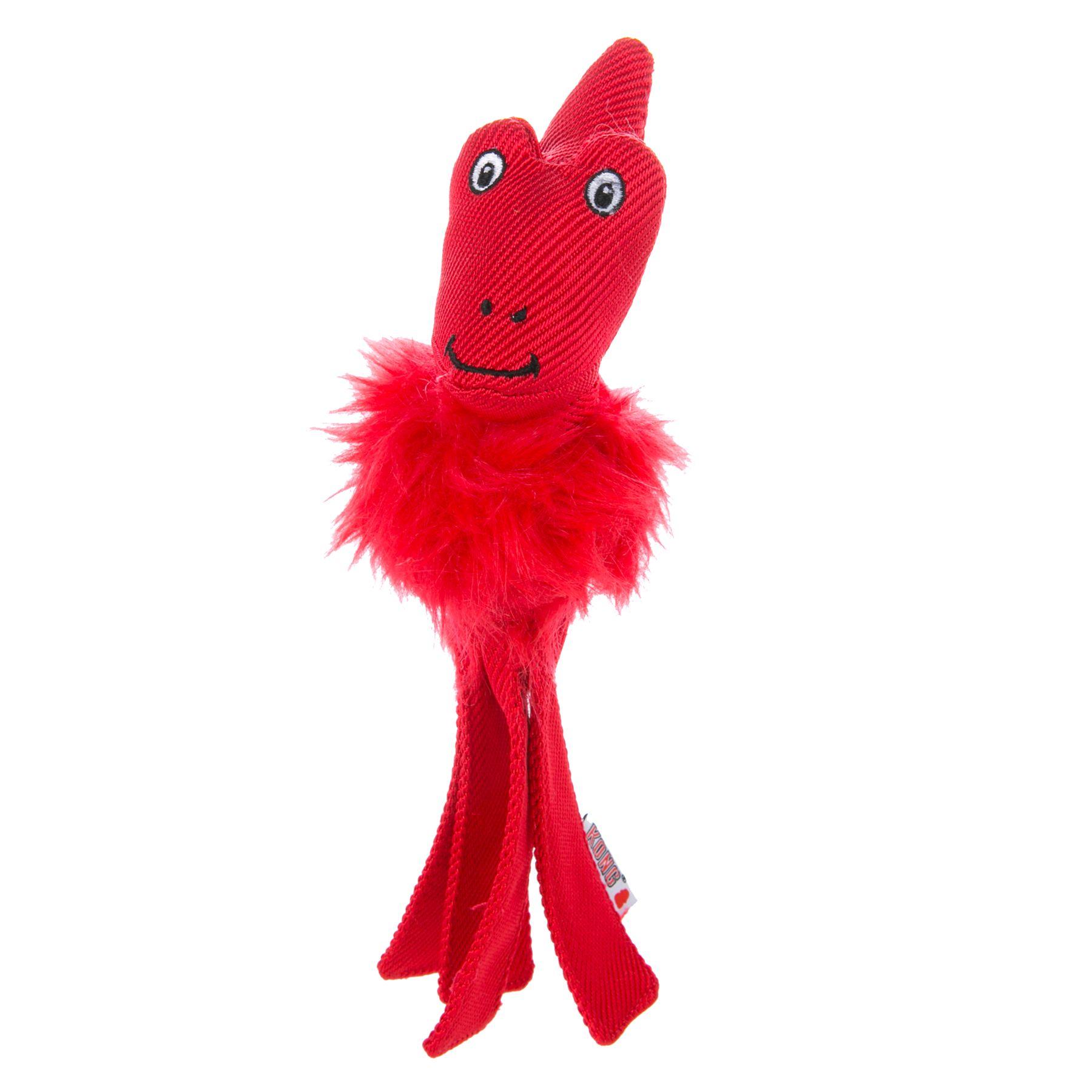 Kong® Wubba, Fuzzy Pterodactyl Dog Toy - Squeaker 5244793
