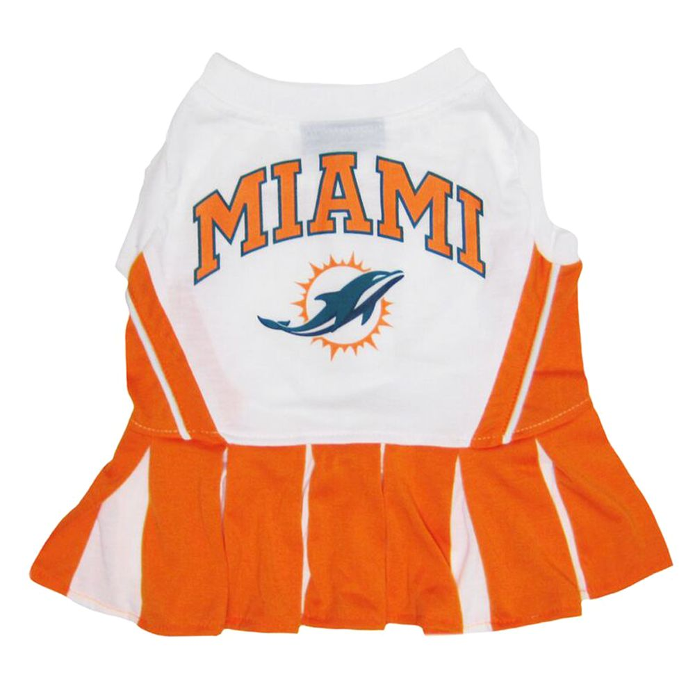 Miami Dolphins Nfl Cheerleader Uniform Size Small Pets First