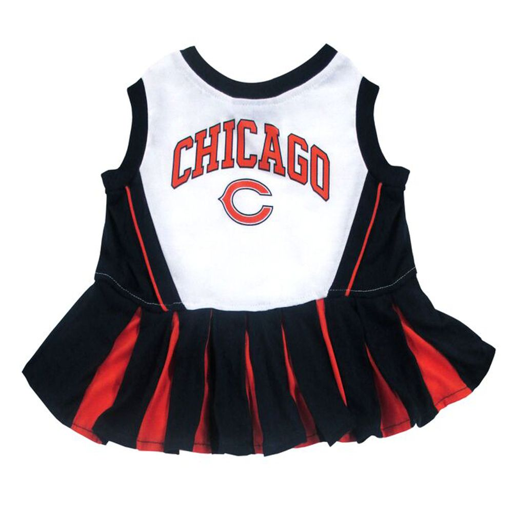 Chicago Bears Nfl Cheerleader Uniform Size X Small Pets First