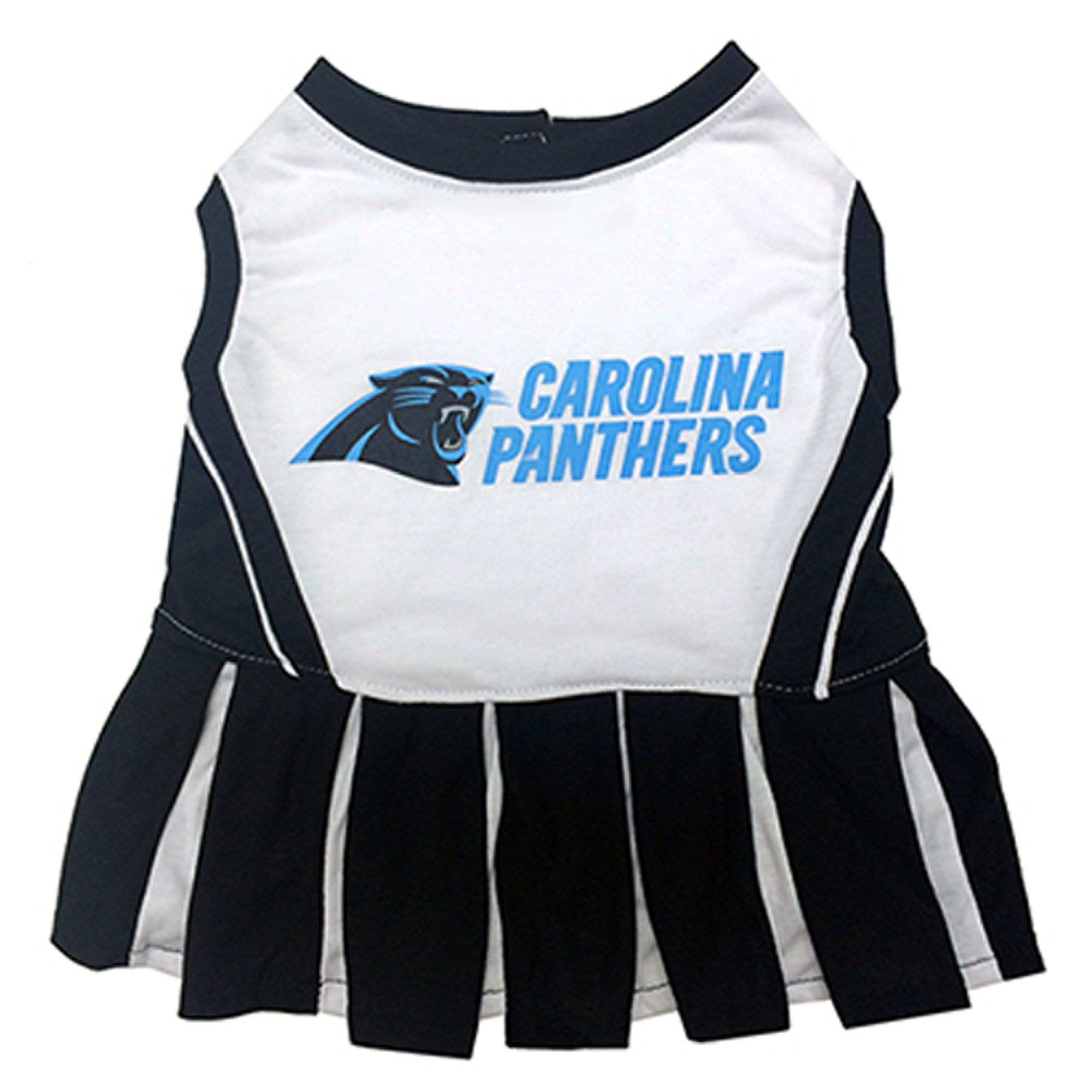 Carolina Panthers Nfl Cheerleader Uniform Size Medium Pets First