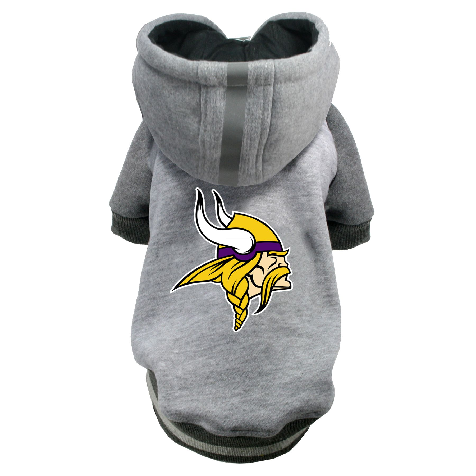 Minnesota Vikings NFL Hoodie size: X Large, Hip Doggie photo