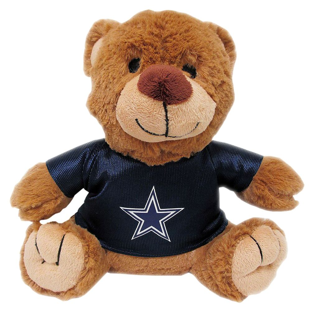Dallas Cowboys NFL Teddy Bear Dog Toy 5245179