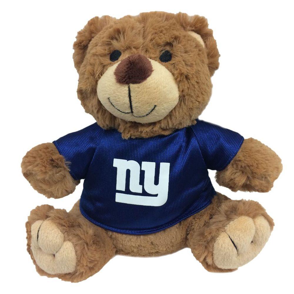 New York Giants NFL Teddy Bear Dog Toy, Pets First 5245191