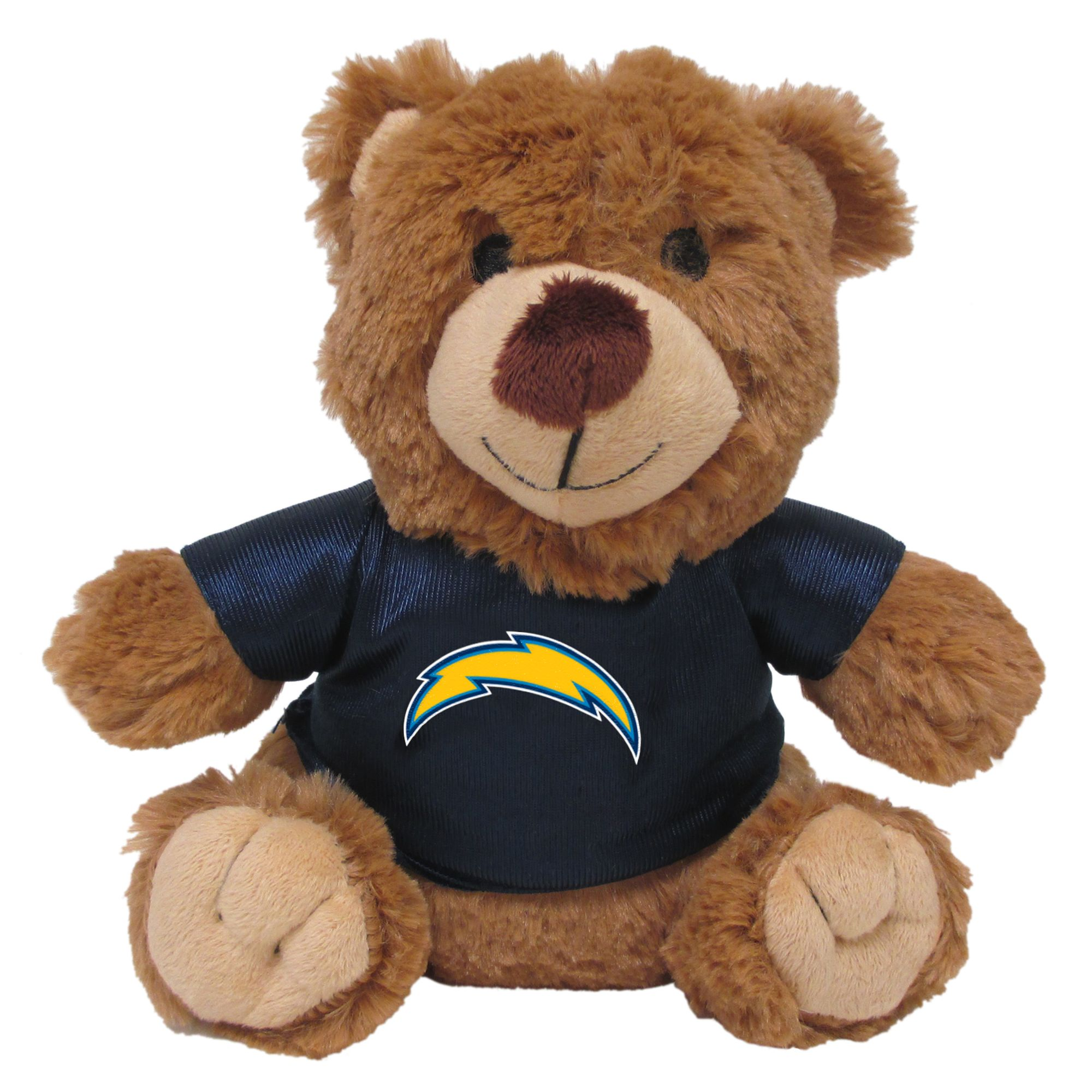 San Diego Chargers NFL Teddy Bear Dog Toy, Pets First 5245197