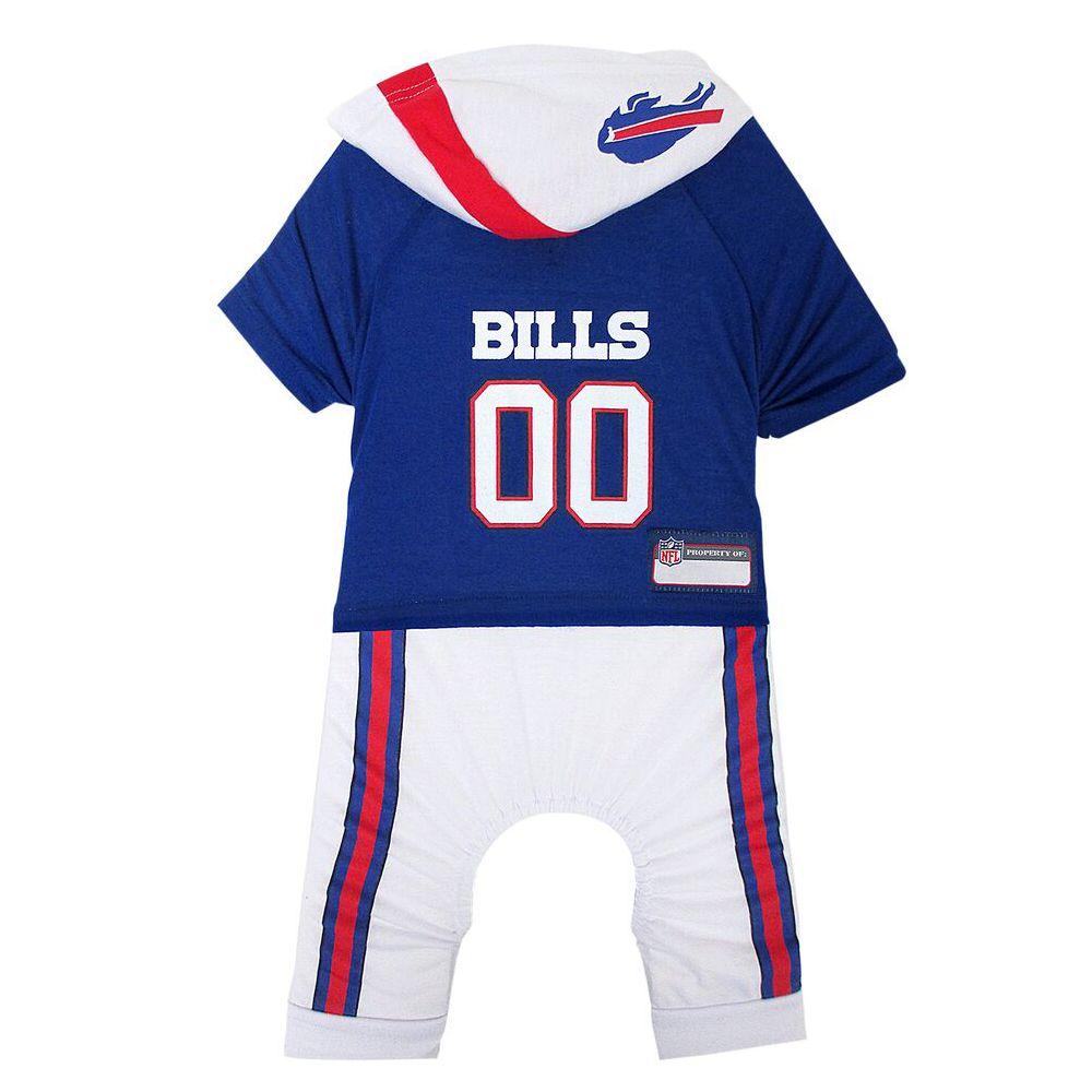 Buffalo Bills Nfl Team Pajamas Size Medium Pets First