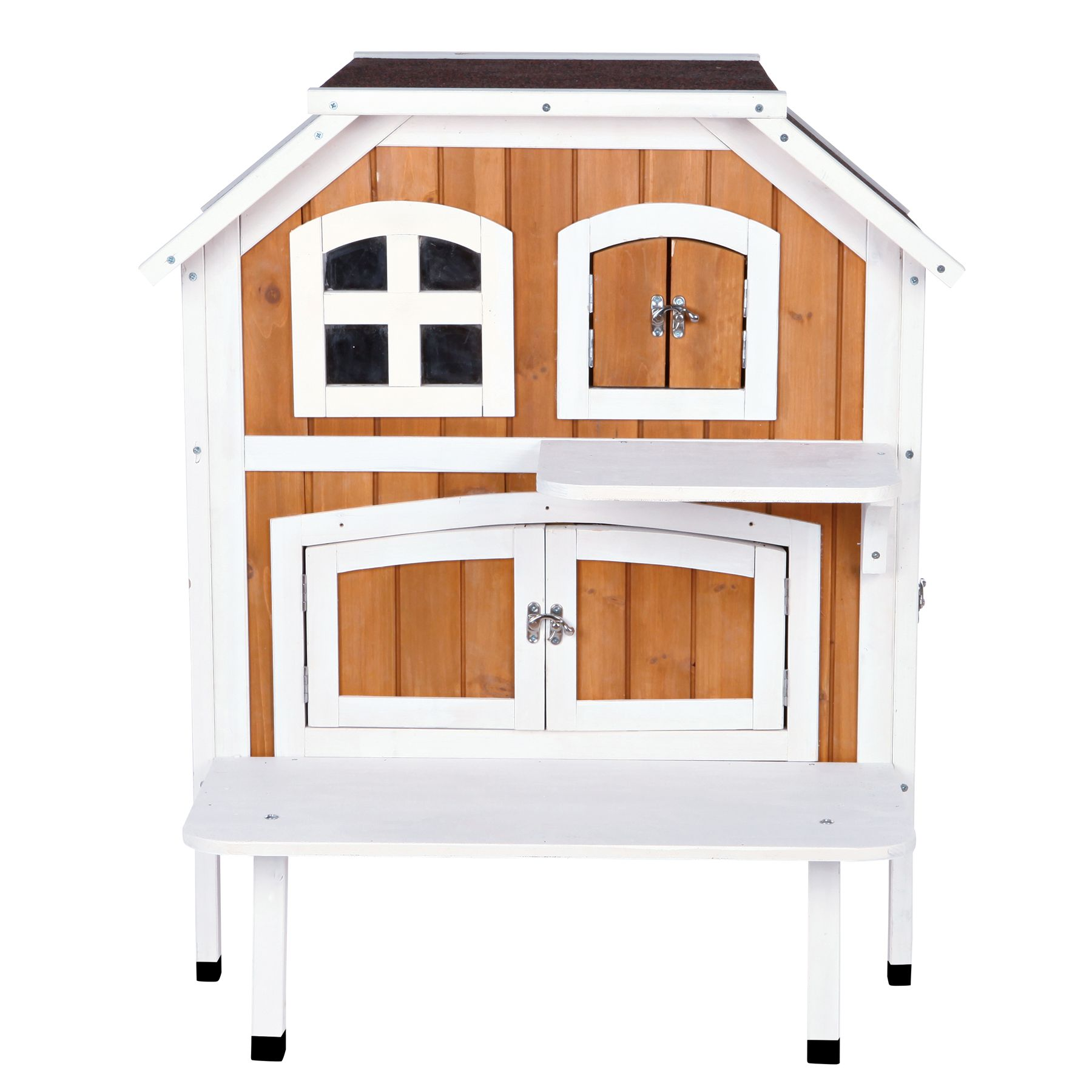 Trixie 2 Story Cat Cottage