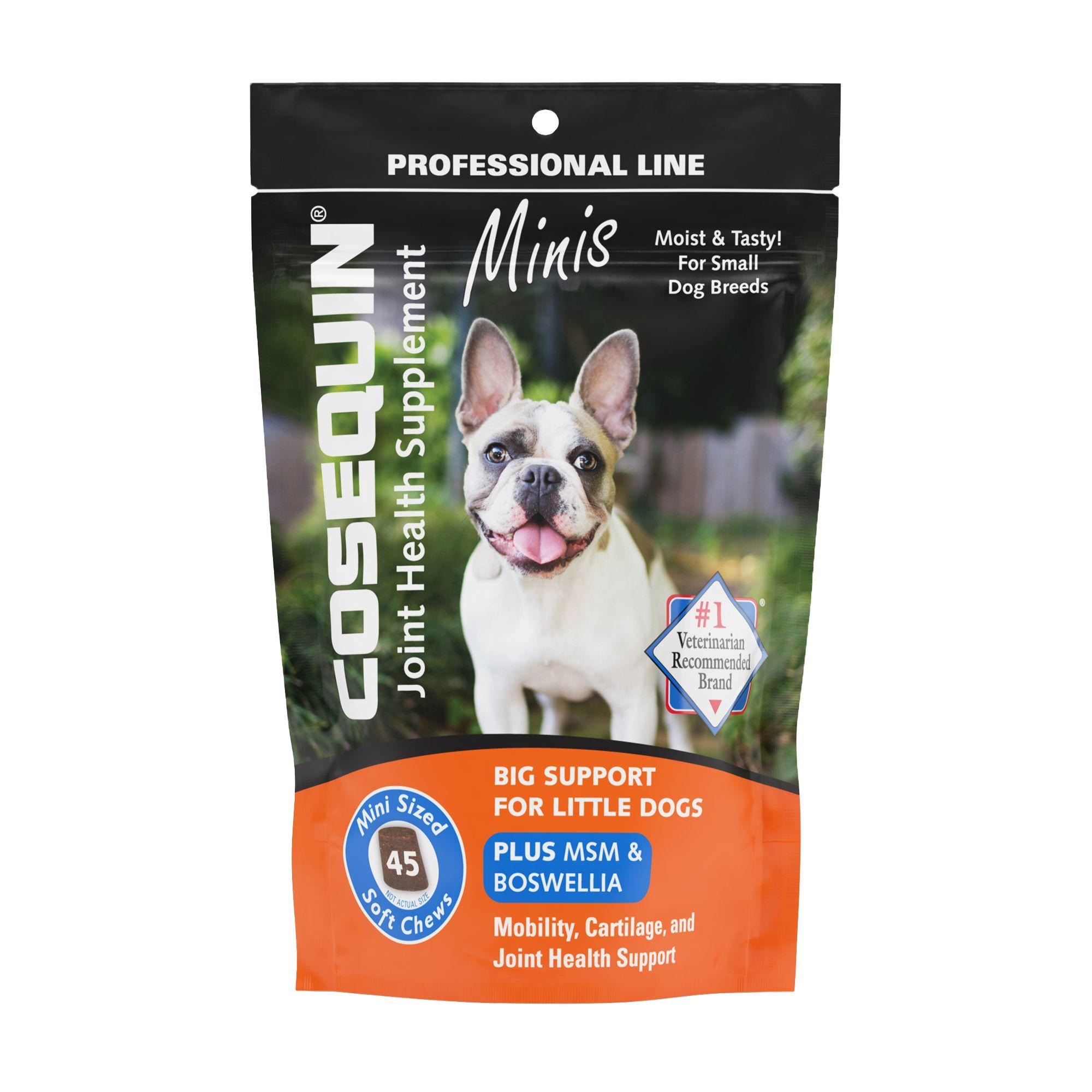 Cosequin Minis Joint Health Supplement Nutramax Laboratories