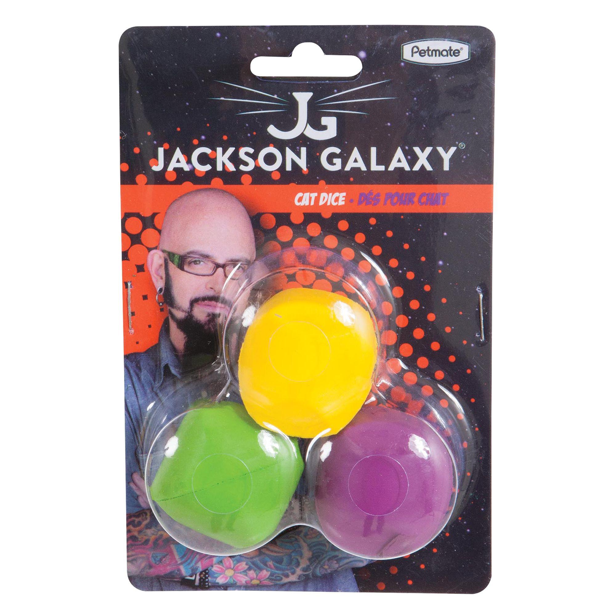 Jackson Galaxy Dice Cat Toy