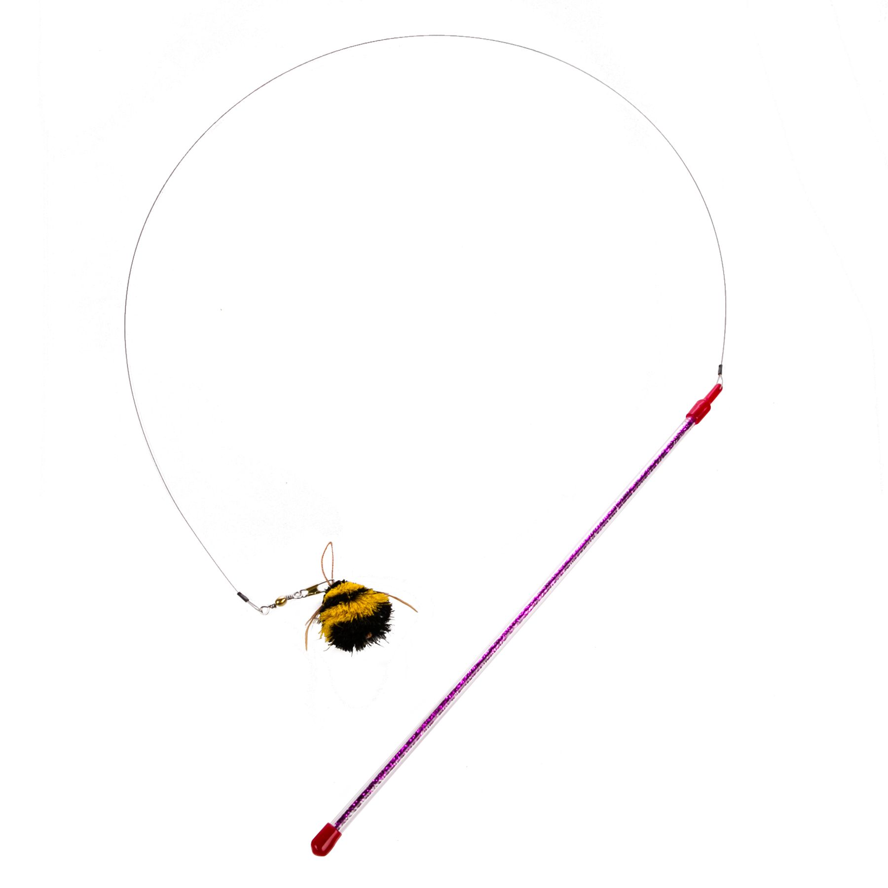 Go Cat Da Bee Dangler Cat Toy