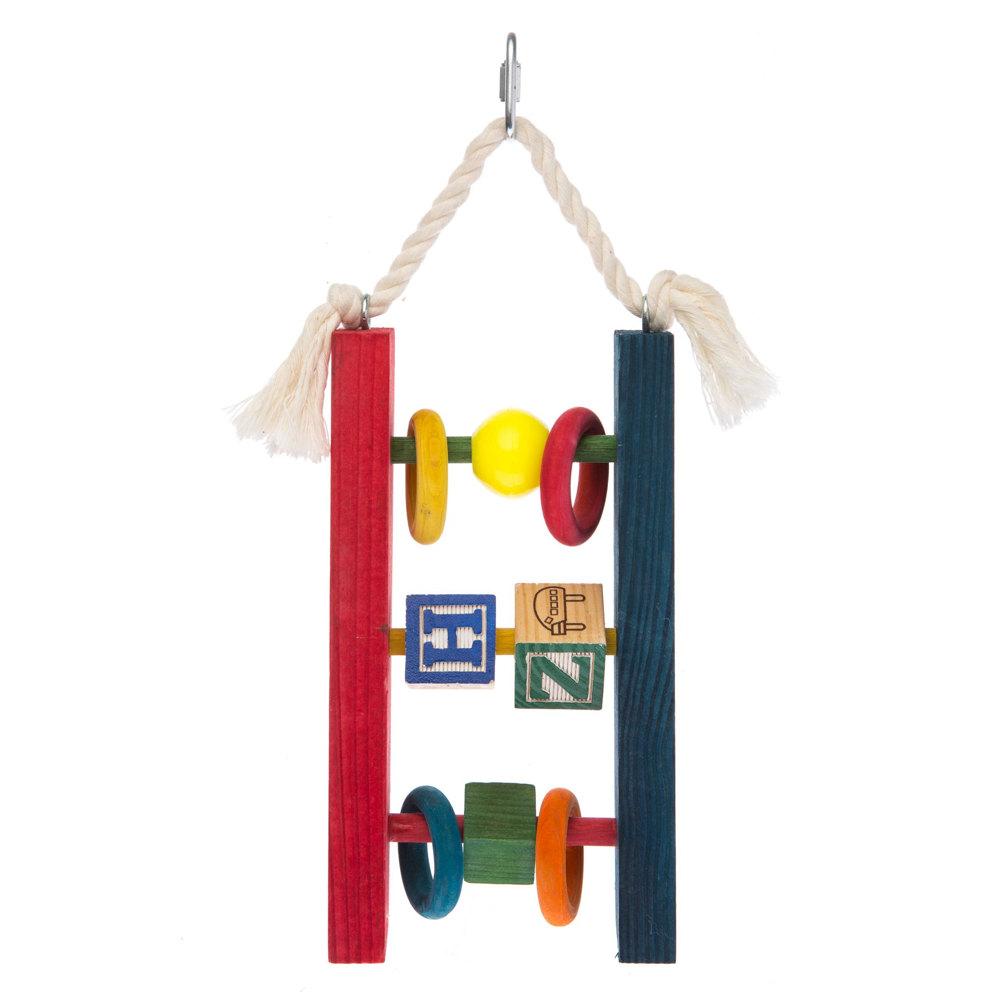 All Living Things Abacus Bird Ladder