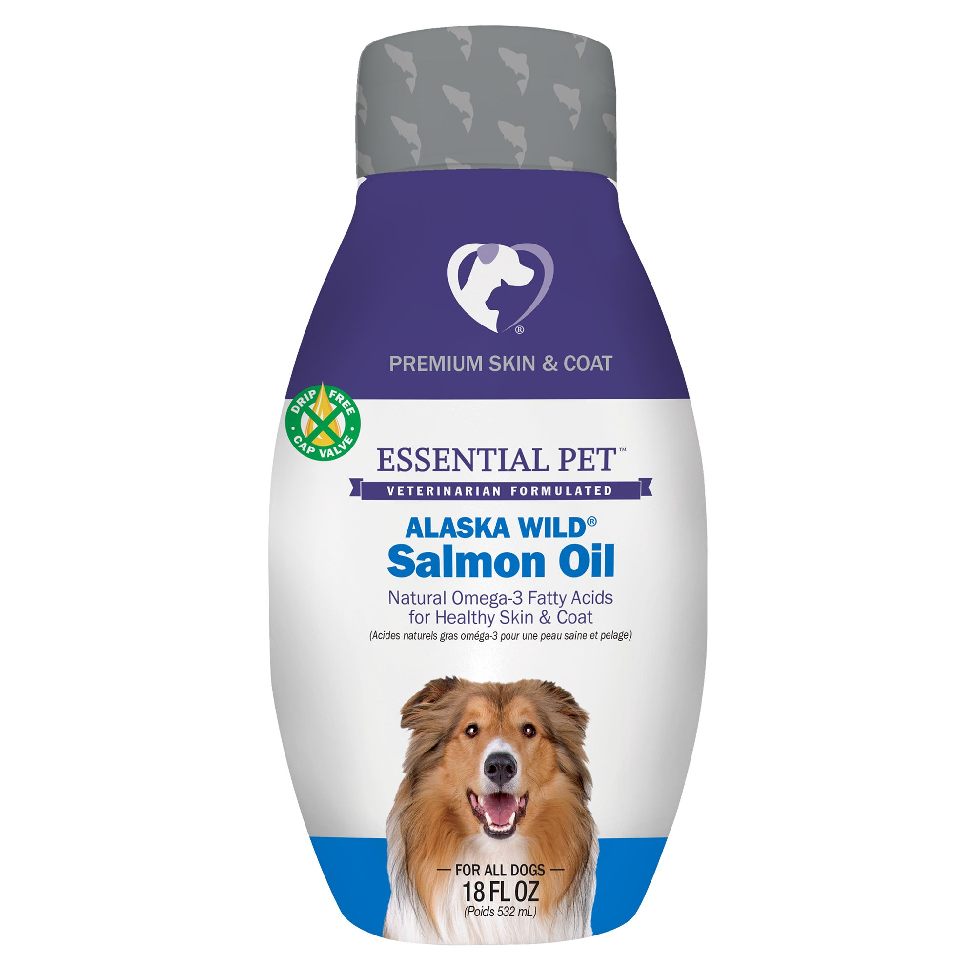 21st Century Skin and Coat Alaska Salmon Oil size: 18 Fl Oz