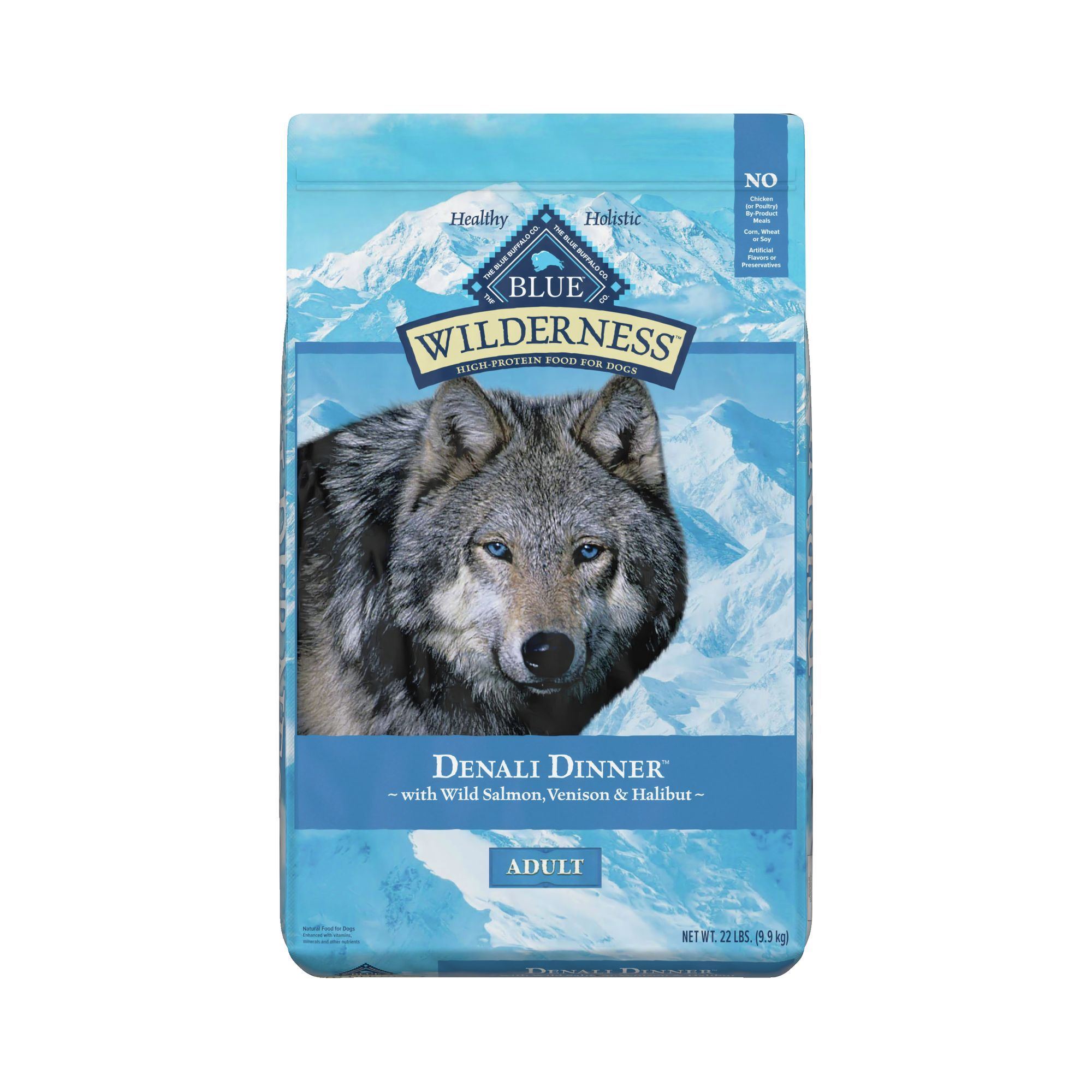 wilderness denali dinner dog food