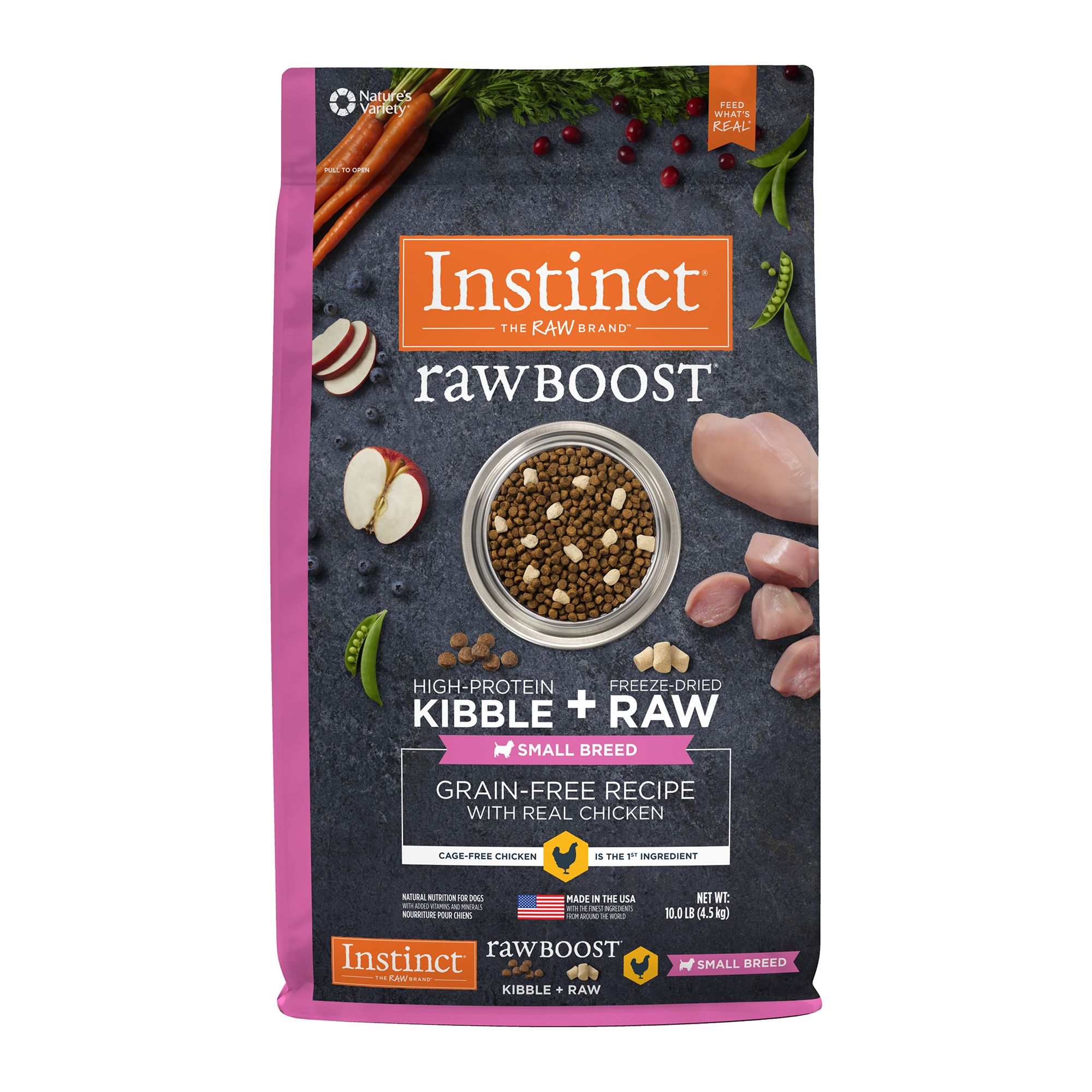Nature's Variety® Instinct® Raw Boost Small Breed Do