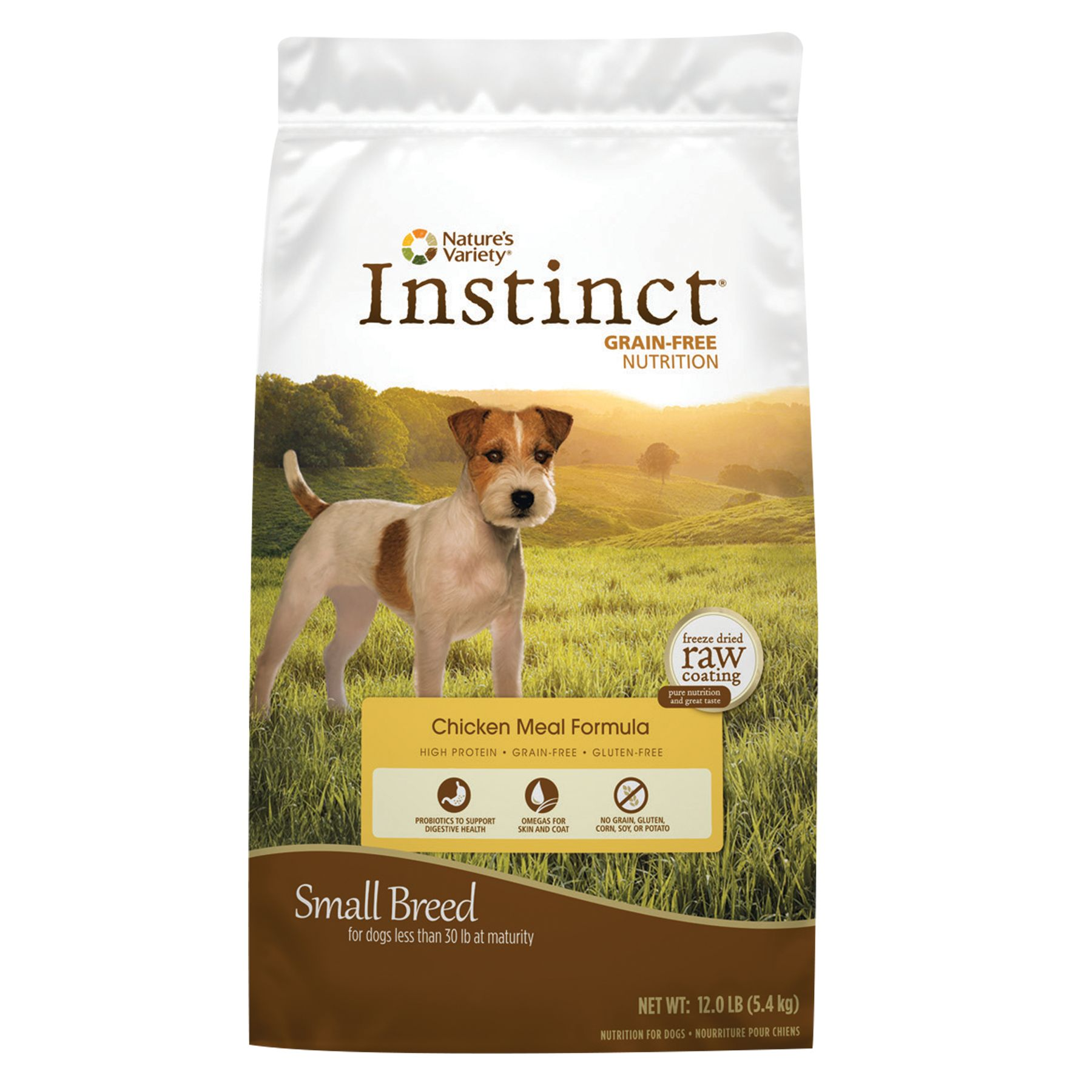 Nature's Variety® Instinct® Grain Free Small Breed D