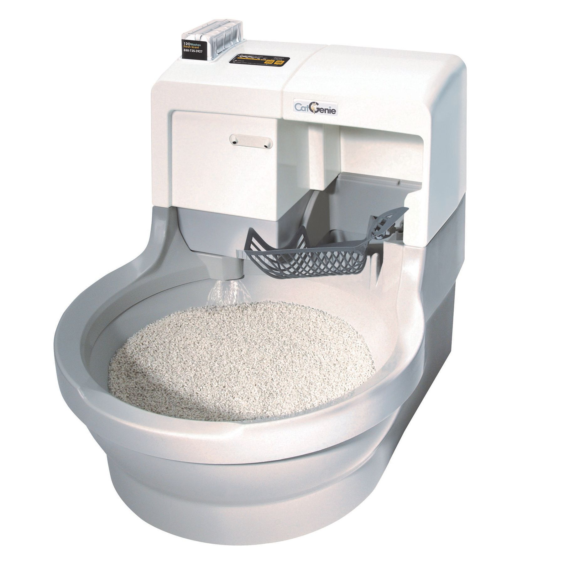 CatGenie Self Washing Cat Litter Box