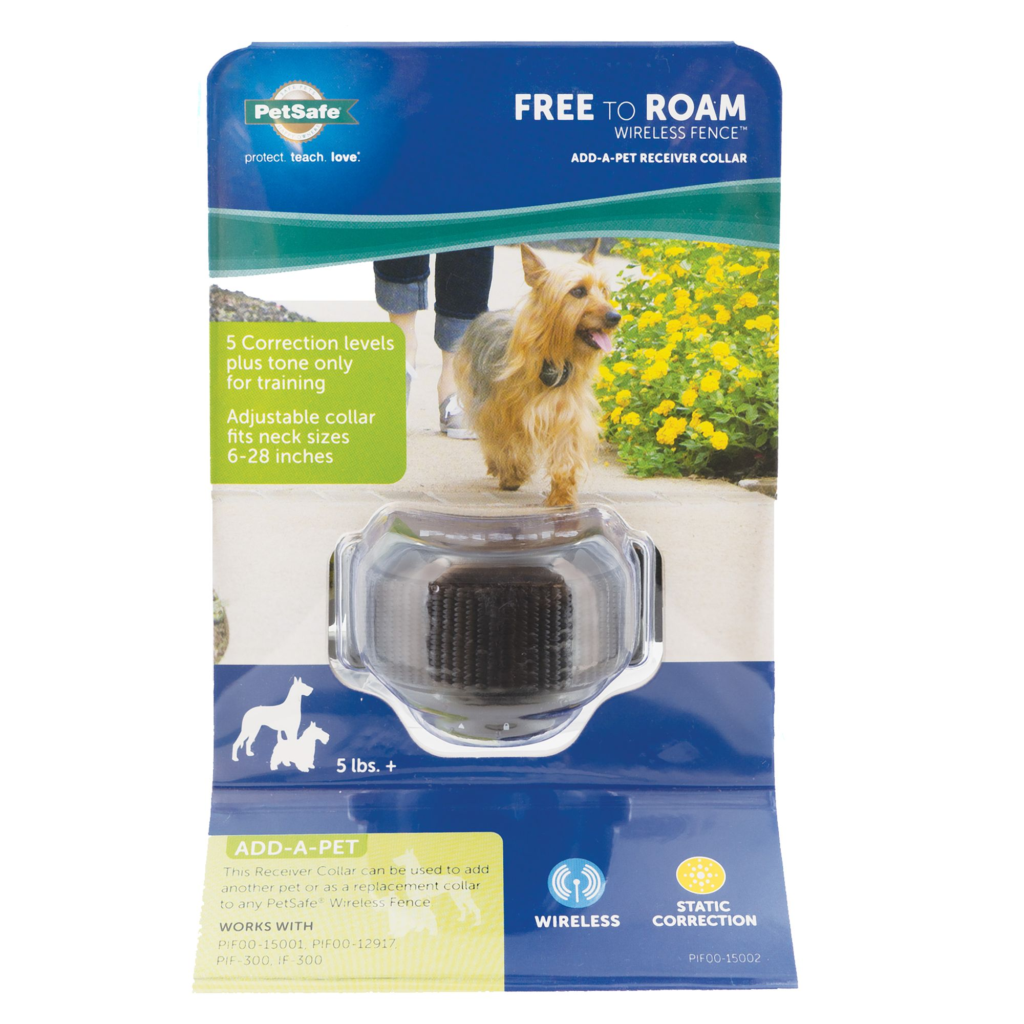 roam wireless collar