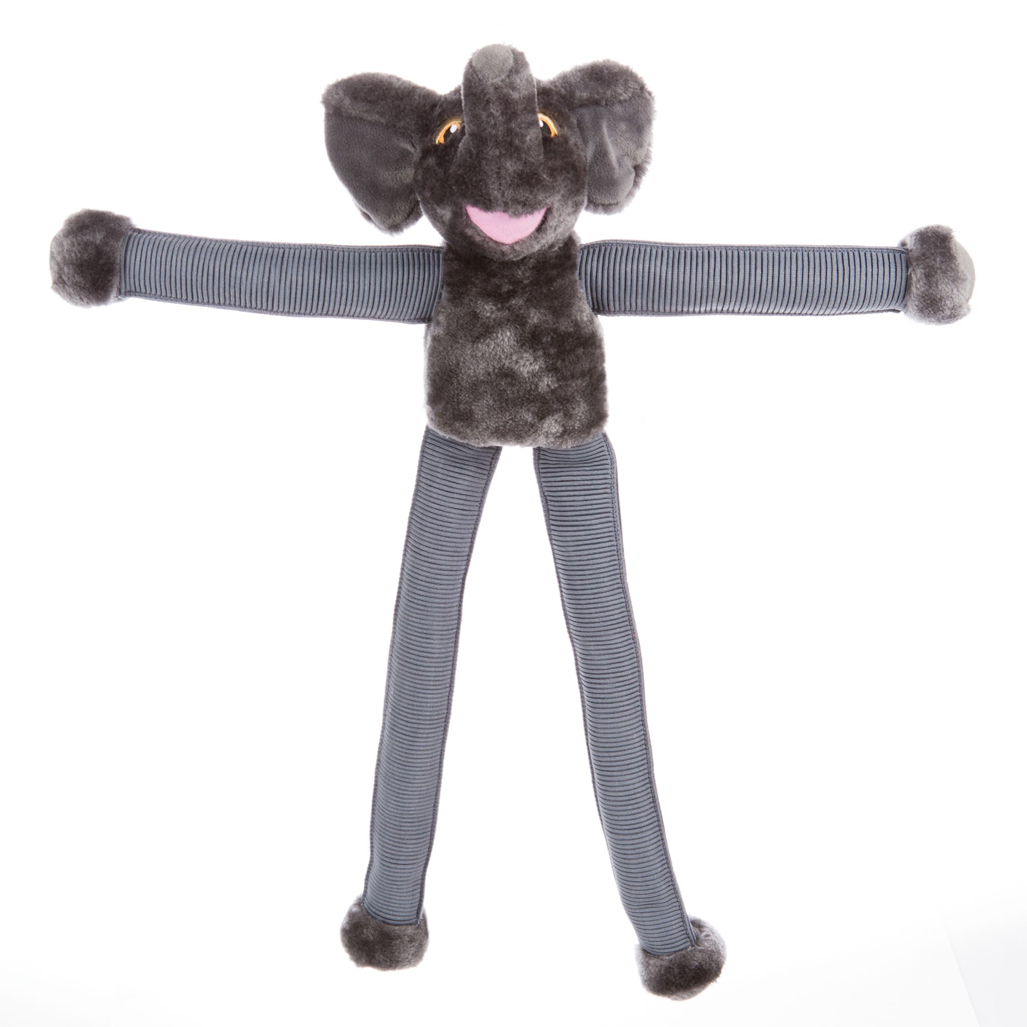 Top Paw® Stretch Elephant Dog Toy 5248902