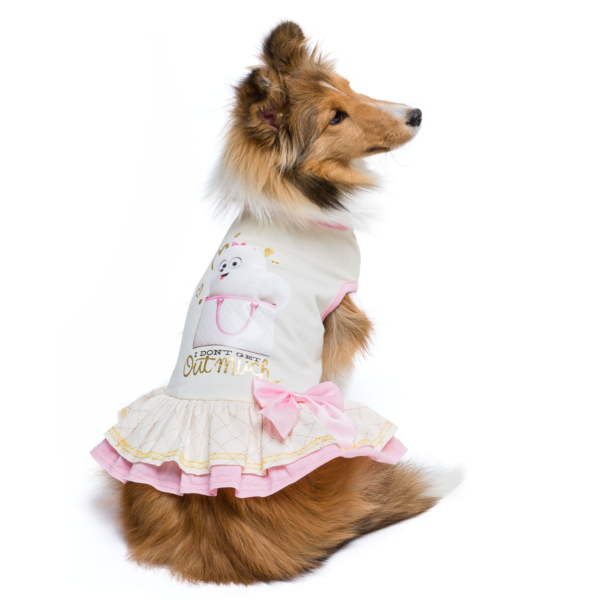 The Secret Life of Pets Gidget Dress size: Small 5251079