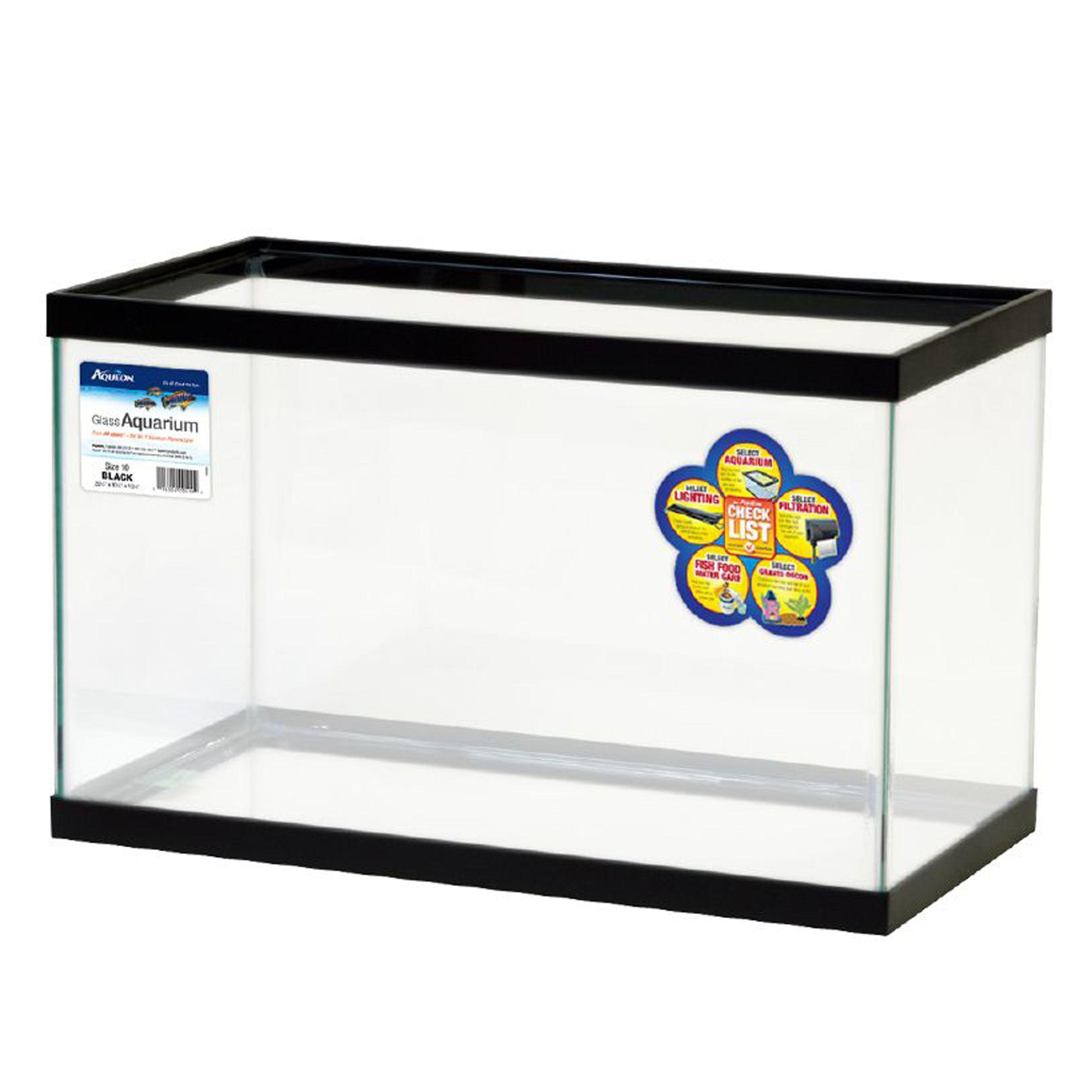 Inch Glass Tank