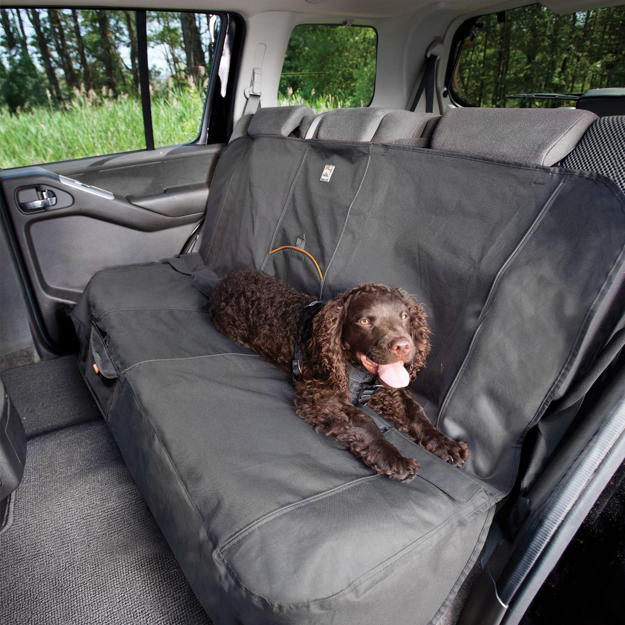 Kurgo Bench Seat Cover Size 46l X 55w Gray