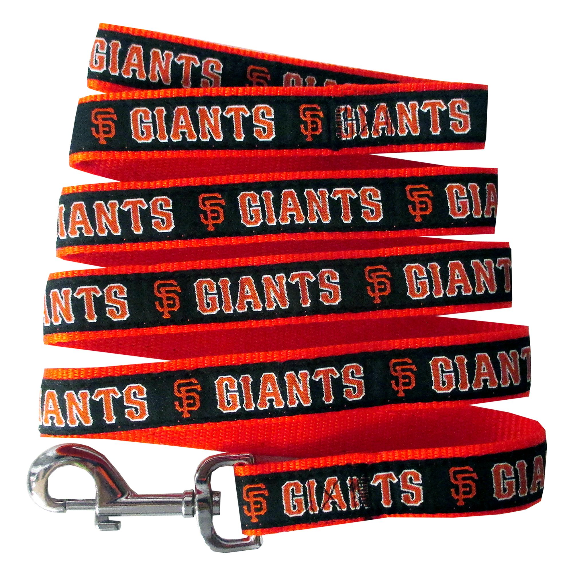 San Francisco Giants MLB Dog Leash size: Large 5252386