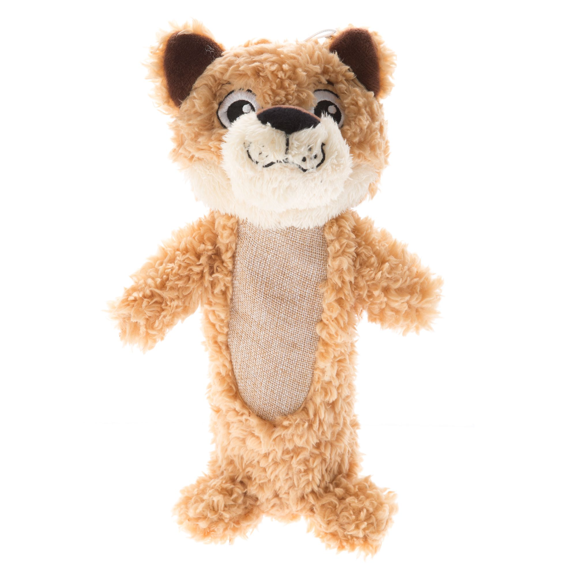 Top Paw Sherpa Mountain Lion Dog Toy
