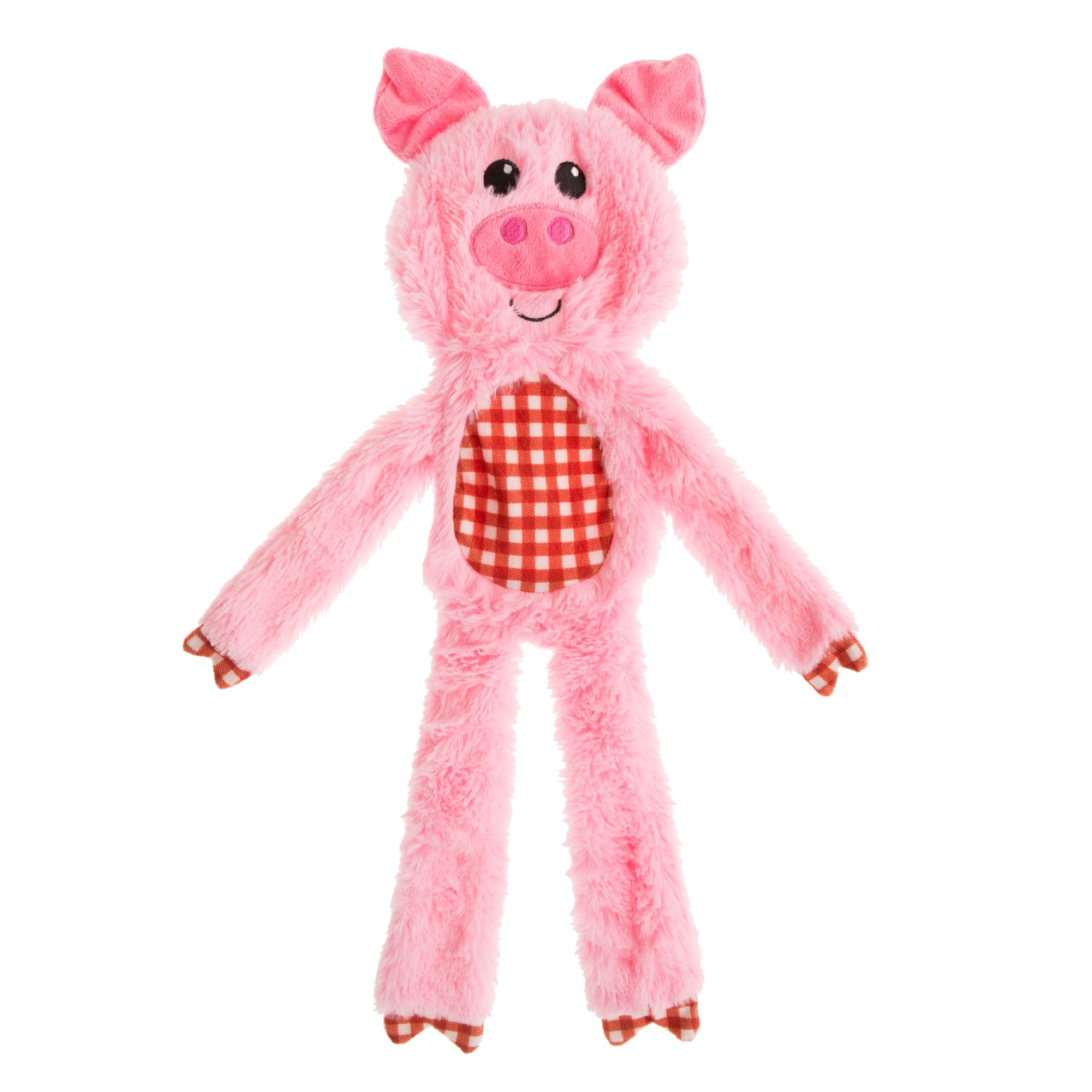 Top Paw® Flattie Pig Dog Toy 5253889