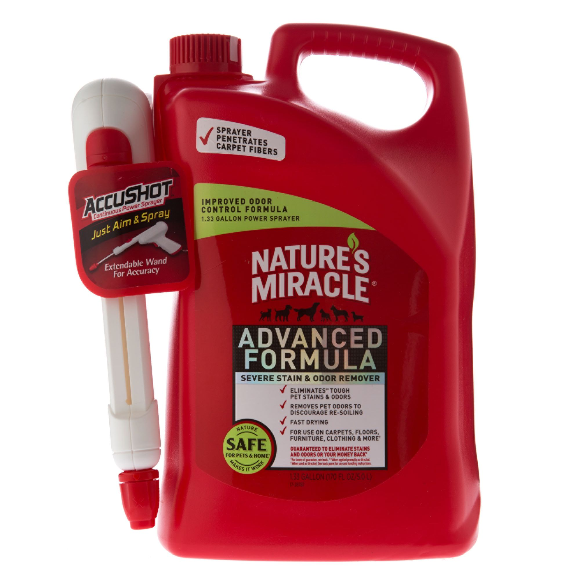 Natures Miracle Stain And Odor Advanced Power Spray