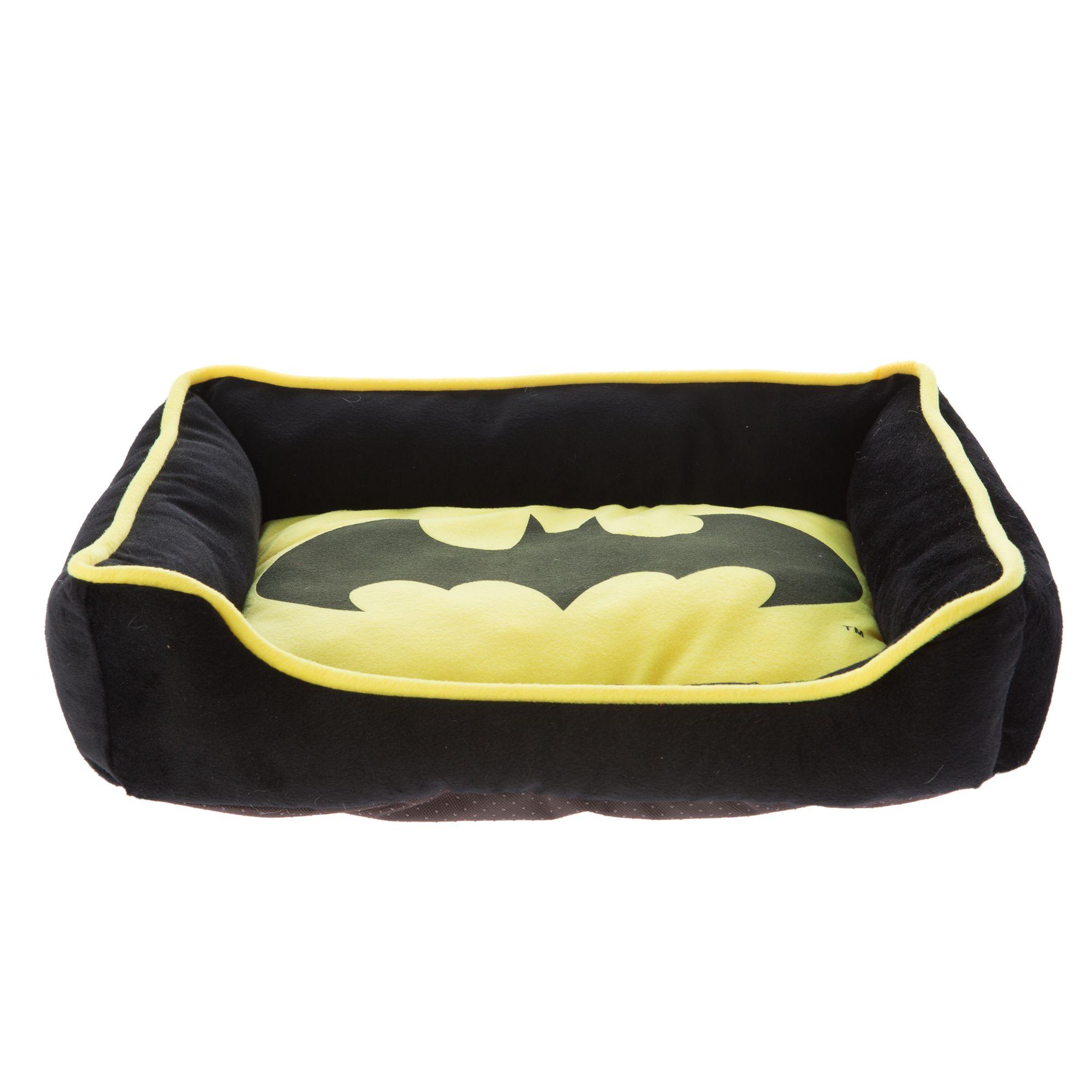 Dc Comics Batman Cuddler Dog Bed Size 19l X 15w