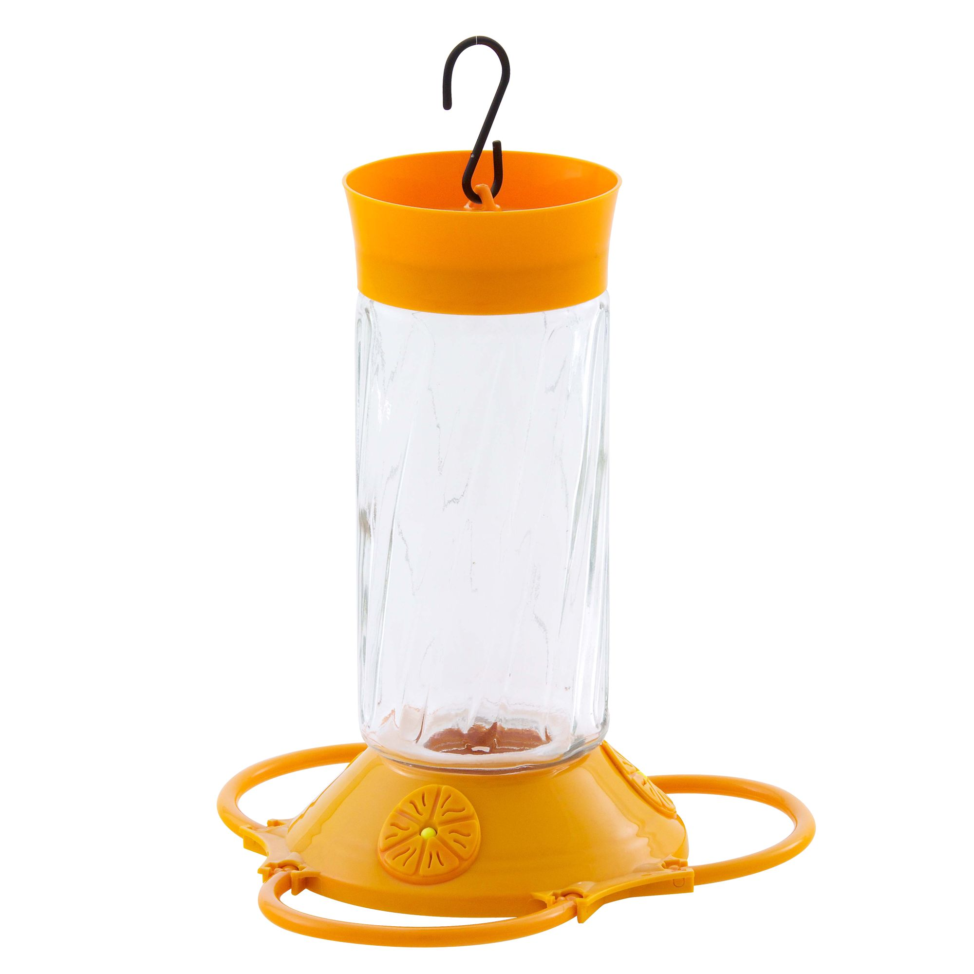 Stokes Select Deluxe Oriole Bird Feeder Yellow