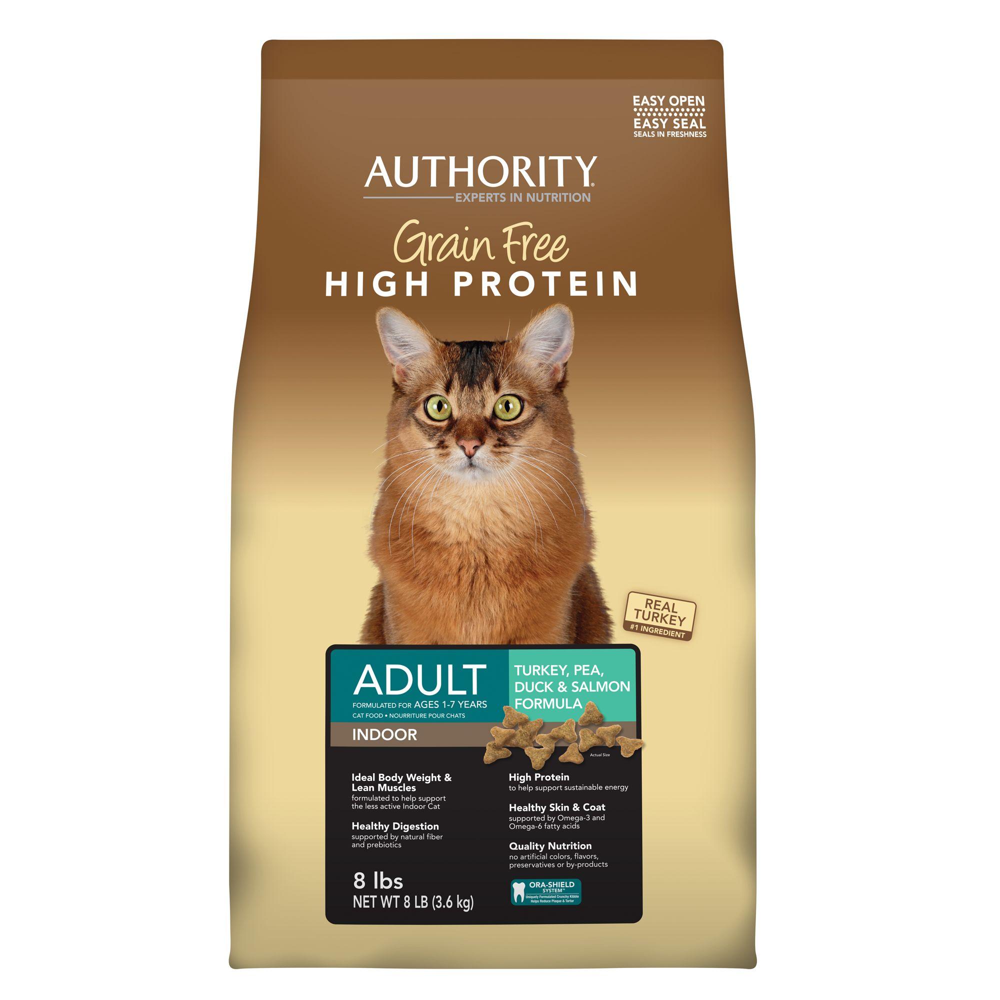 Petsmart High Protein Cat Food