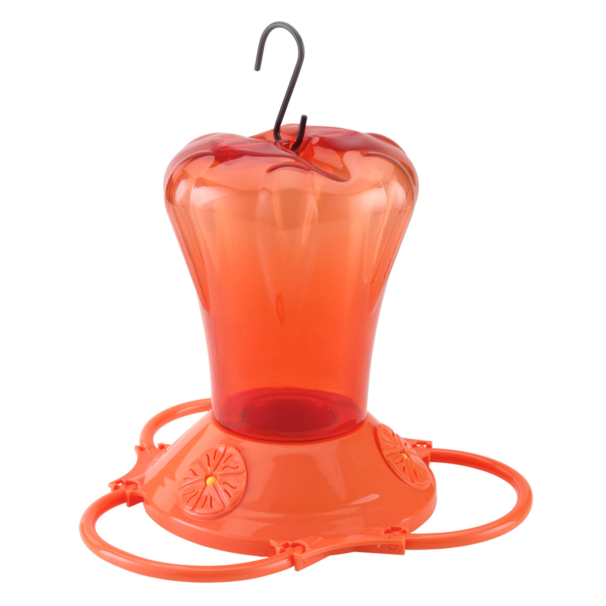 Stokes Select Plastic Oriole Bird Feeder Orange