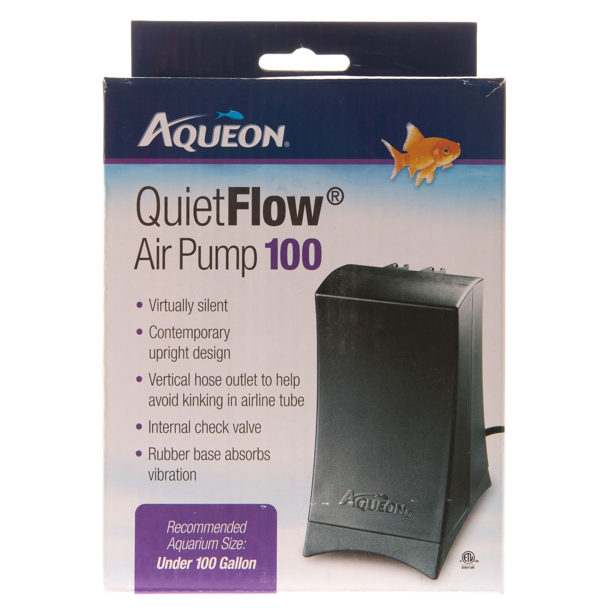 Aqueon® Air Pump size: 100 Gal 5254631