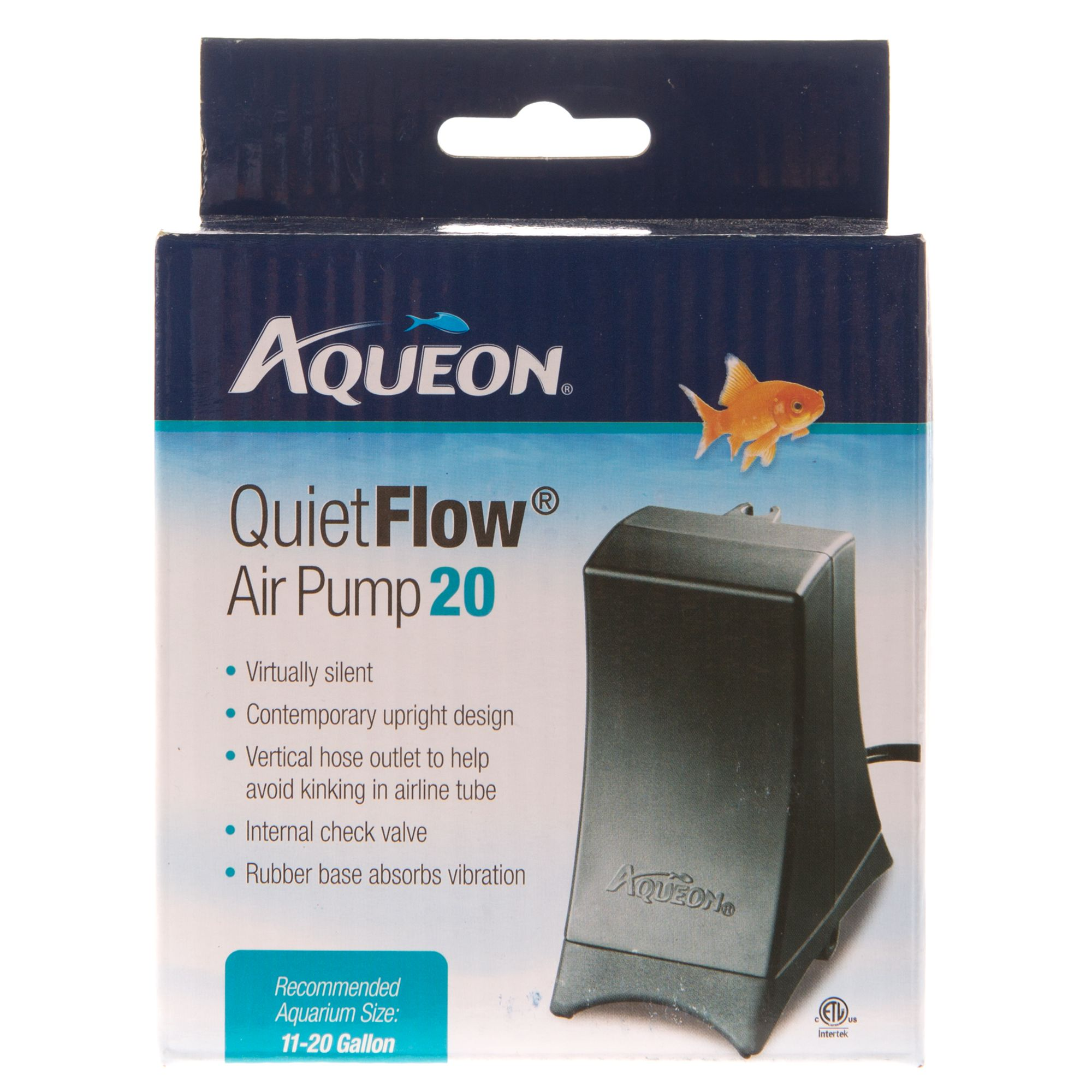 Aqueon® Air Pump size: 20 Gal 5254633