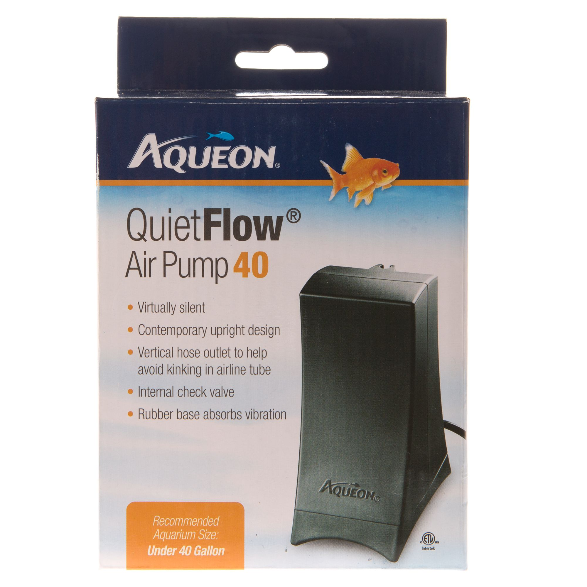 Aqueon® Air Pump size: 40 Gal 5254706