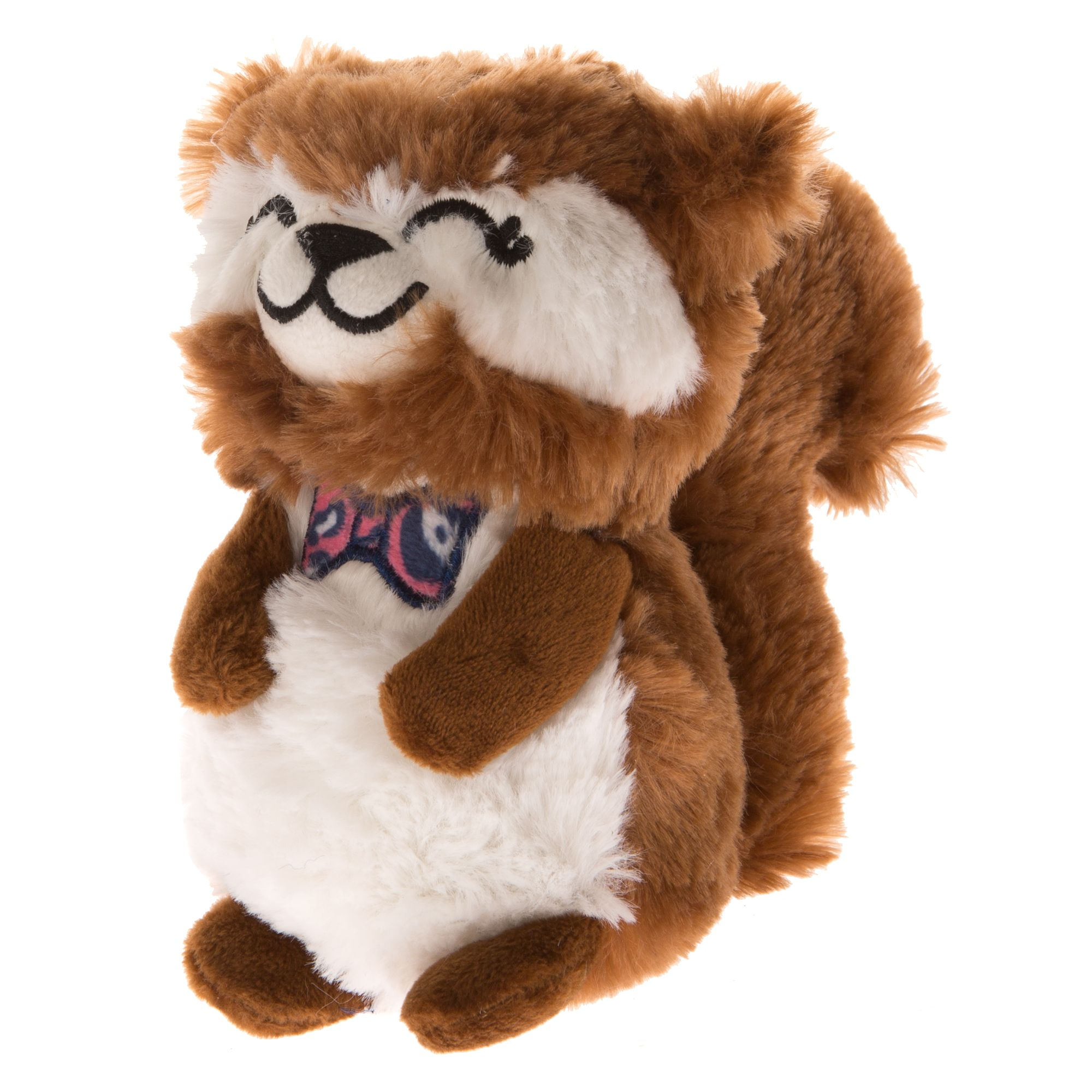 Top Paw Plush Chipmunk Dog Toy