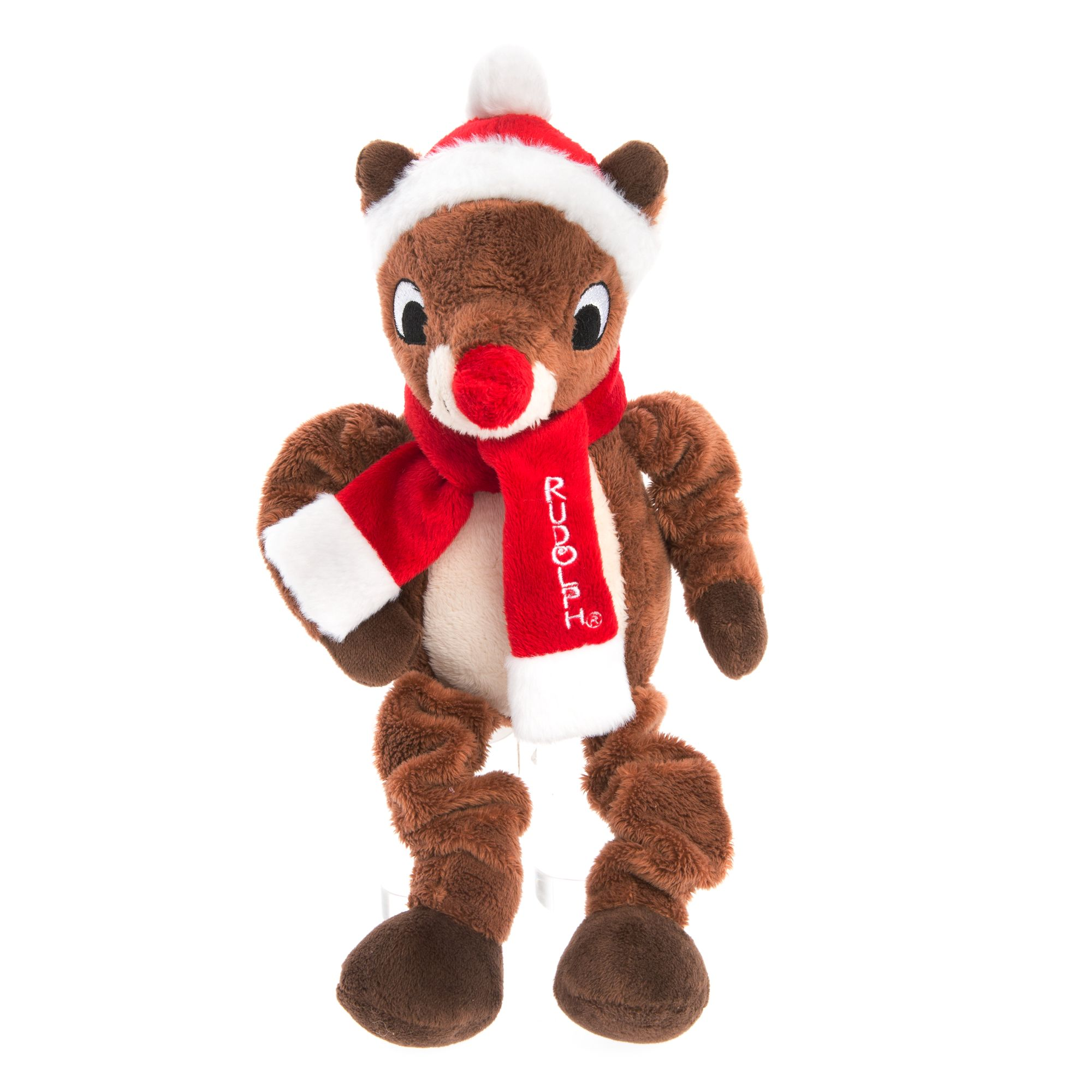 Pet Holiday, Rudolph Bungee Dog Toy 5255906