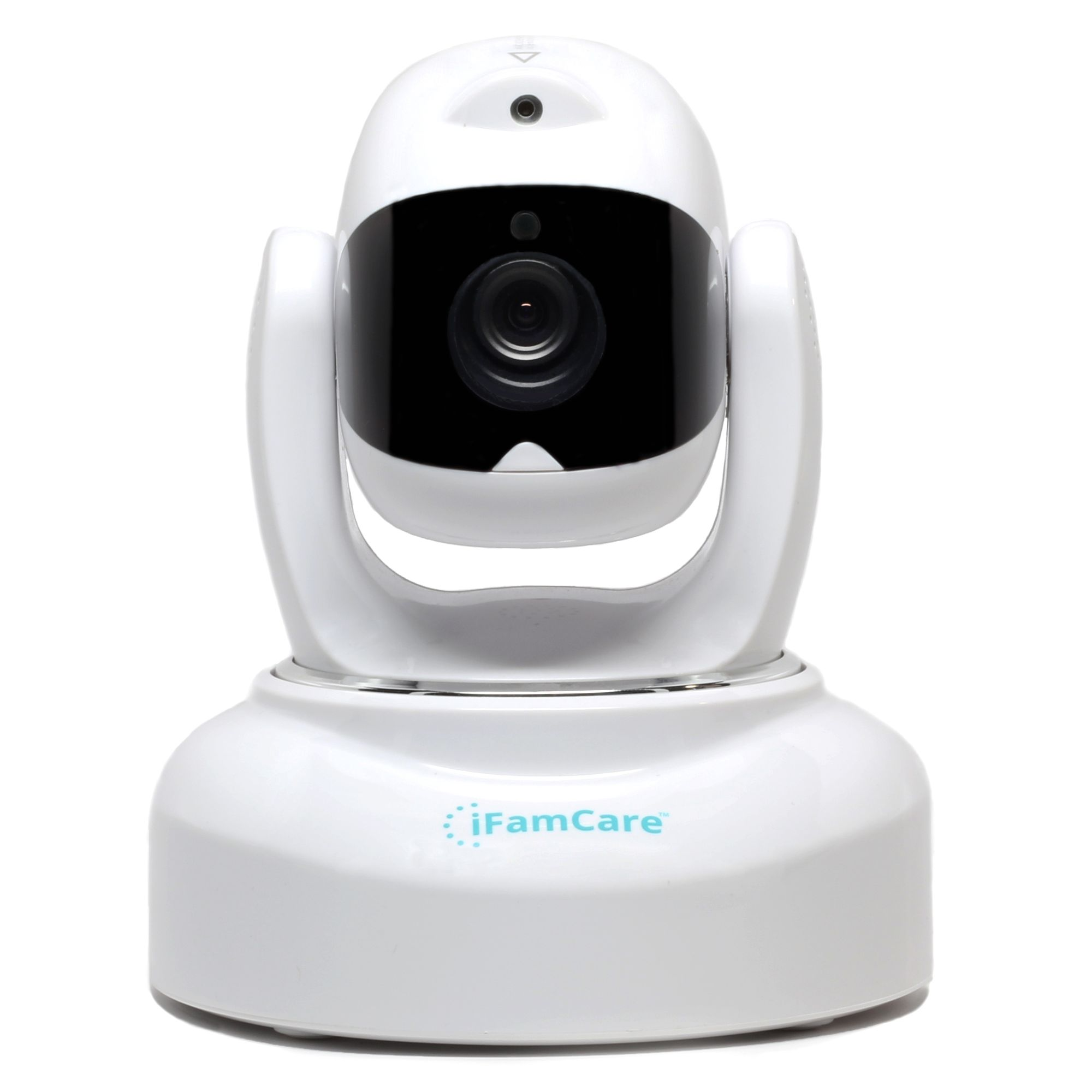 Ifamcare Helmet Video Monitor White
