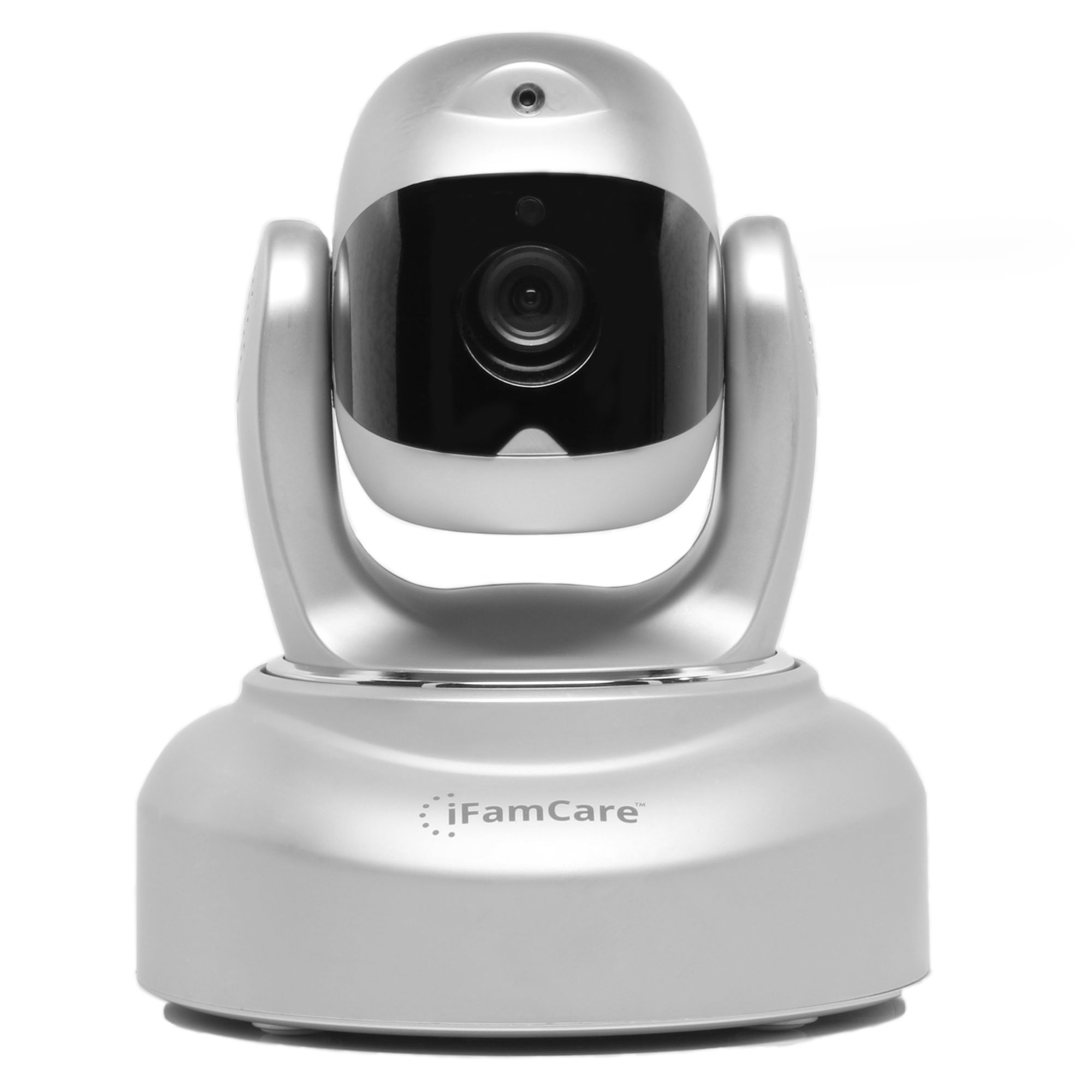 Ifamcare Helmet Video Monitor Silver