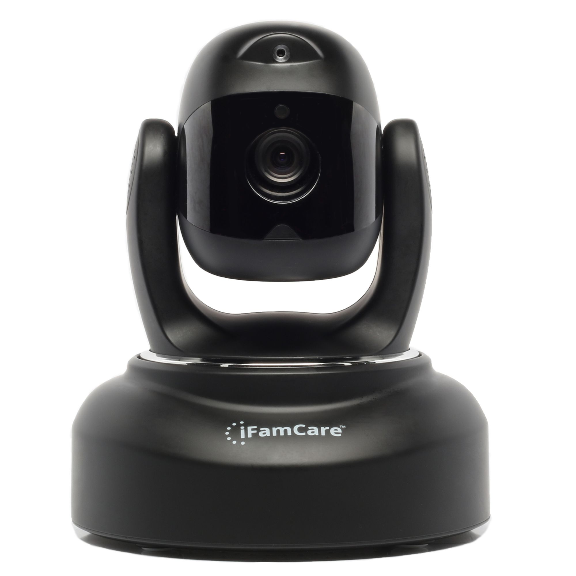 Ifamcare Helmet Video Monitor Black
