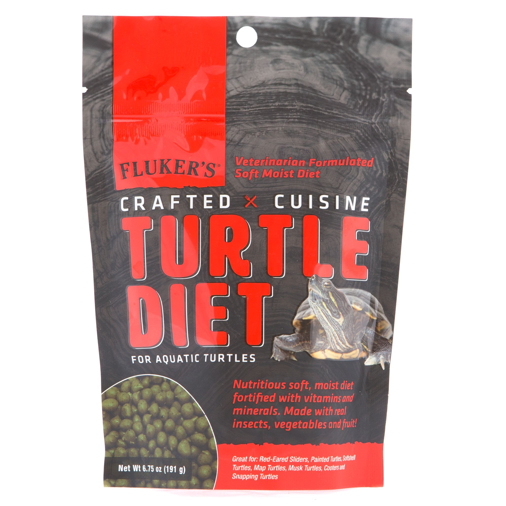 Fluker's Turtle Diet size: 6.75 Oz 5256307