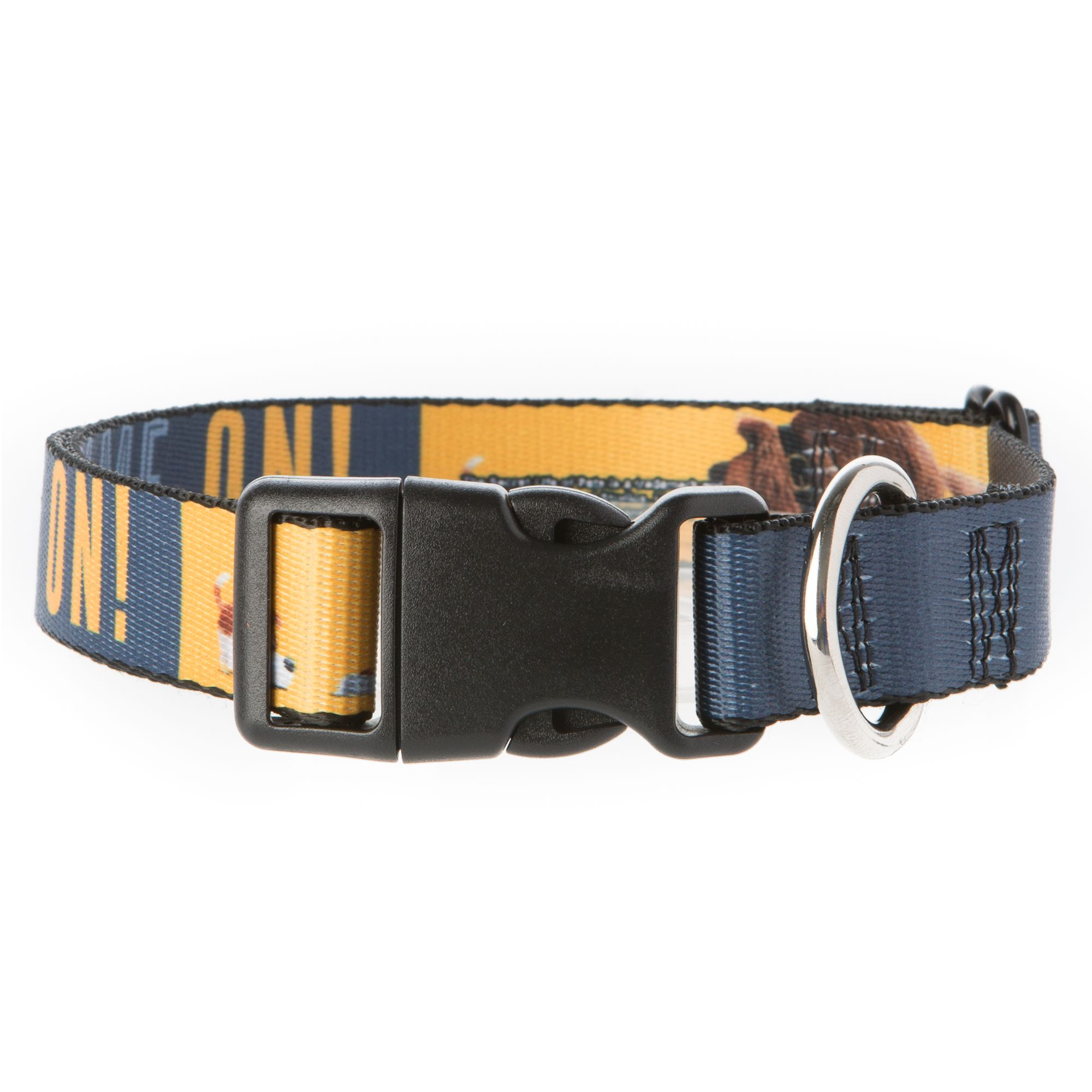The Secret Life Of Pets Game On Dog Collar Size Large
