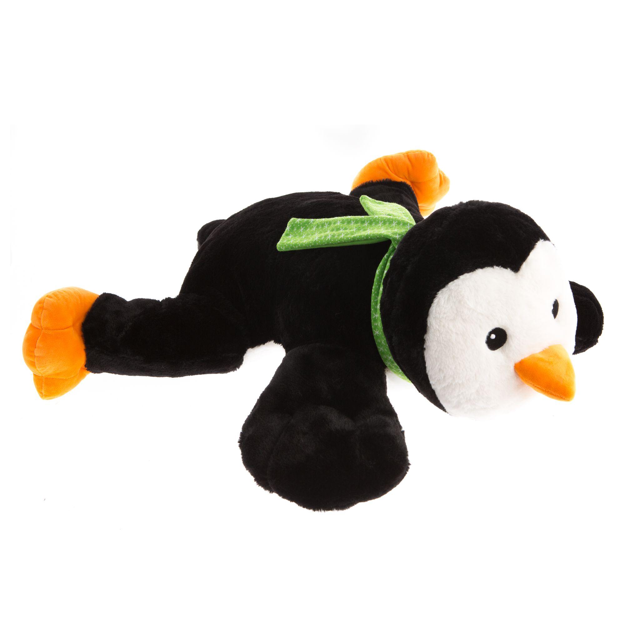 Pet Holiday, Seasonal Penguin Dog Toy 5256577
