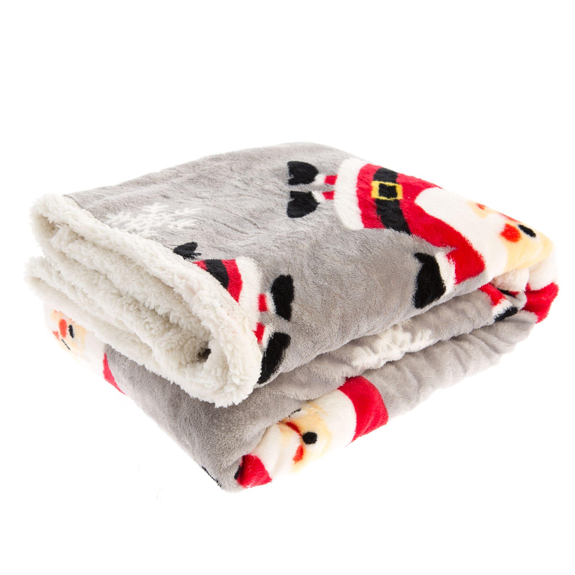 Pet Holiday, Santa Pet Throw Blanket 5256676