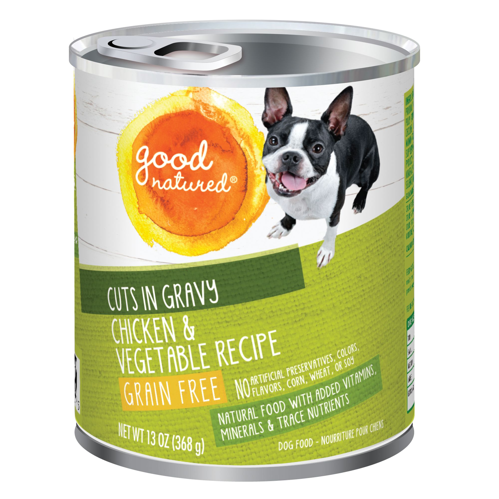 Good Natured Dog Food Where Is It Made