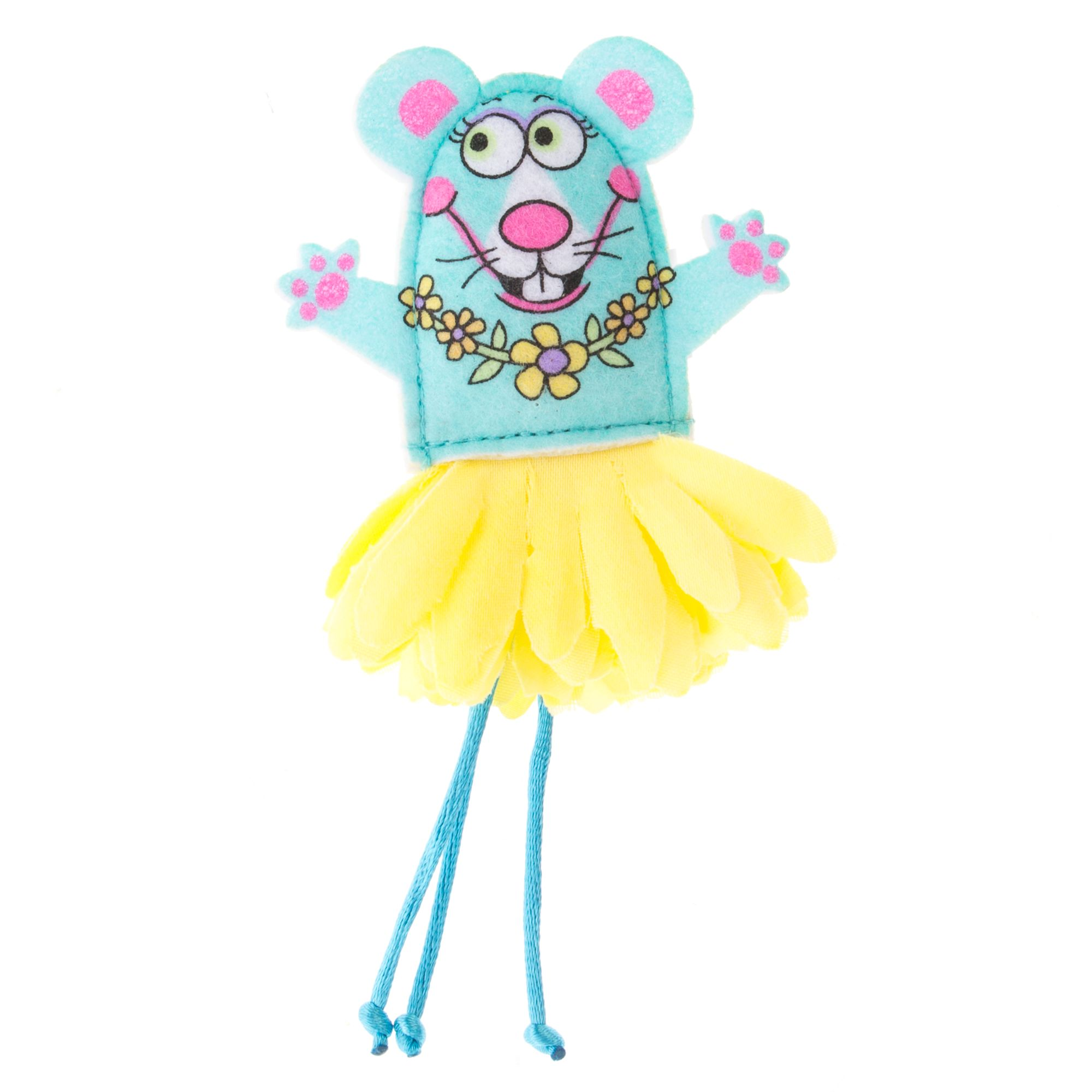 Petstages Madcap, Tutu Mouse Cat Toy 5256986